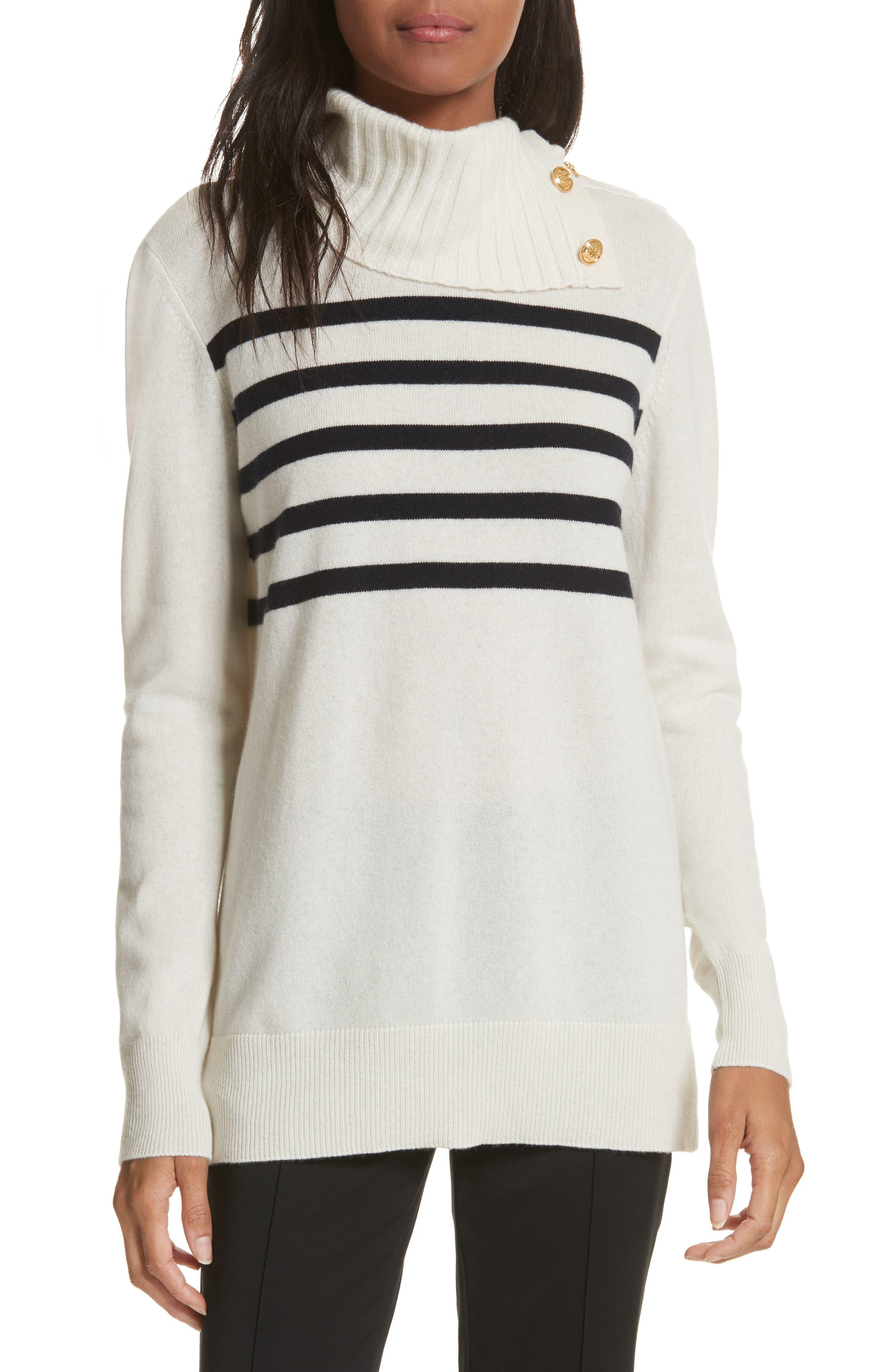 Sandra Cashmere Sweater,                         Main,                         color, 128