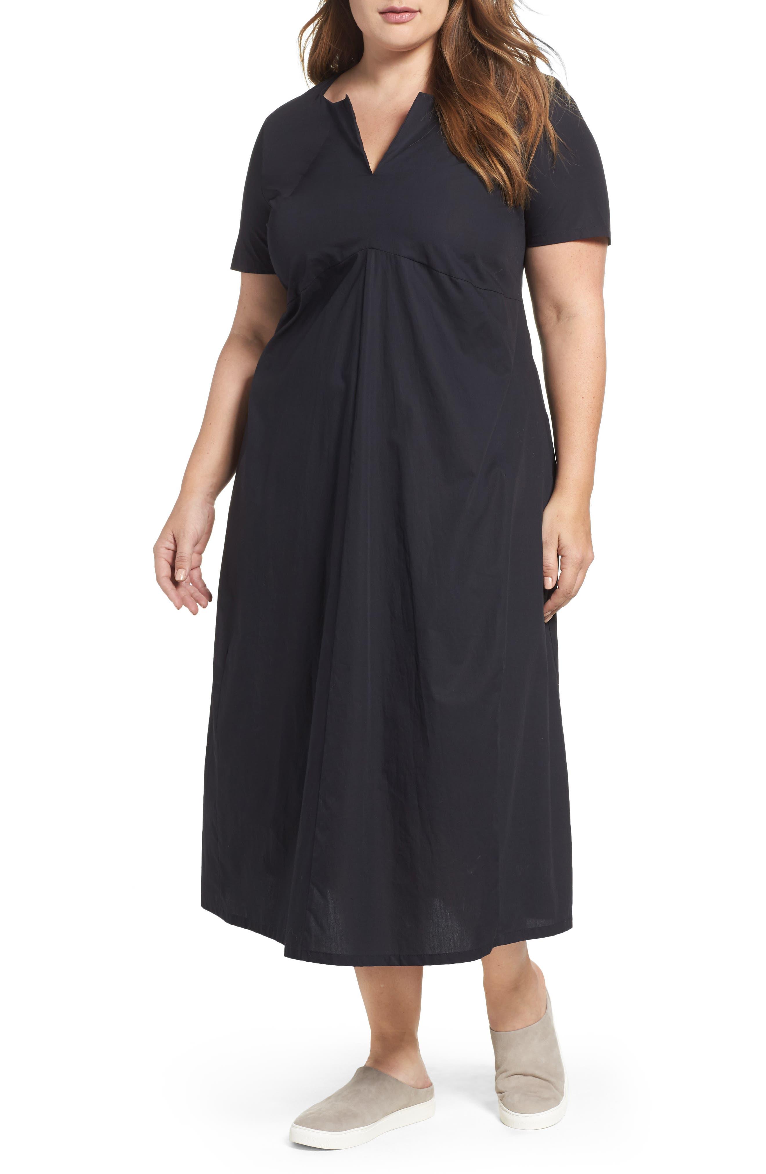 Duetto Midi Dress, Main, color, 001