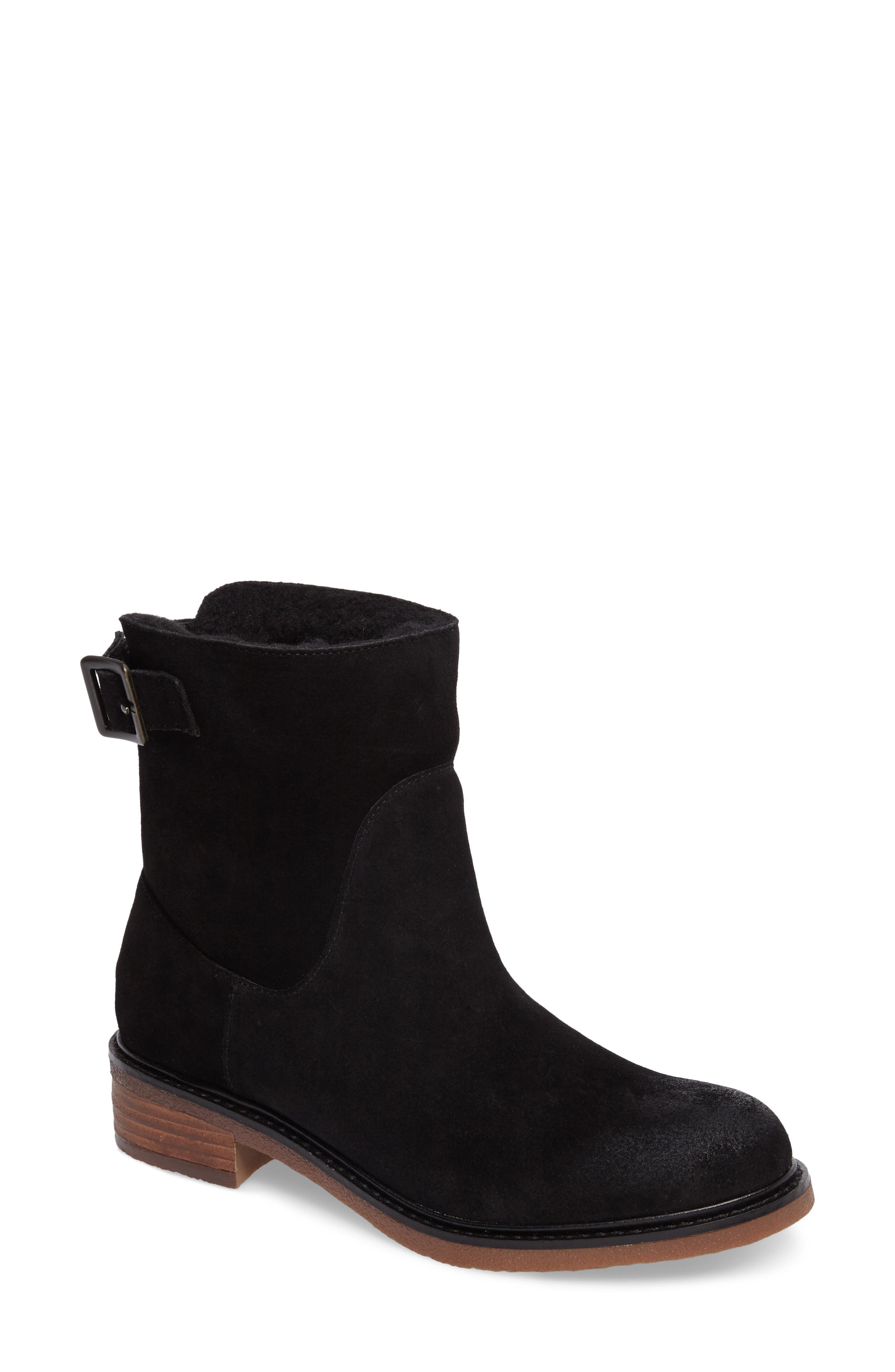 Clay Bootie,                             Main thumbnail 1, color,                             001