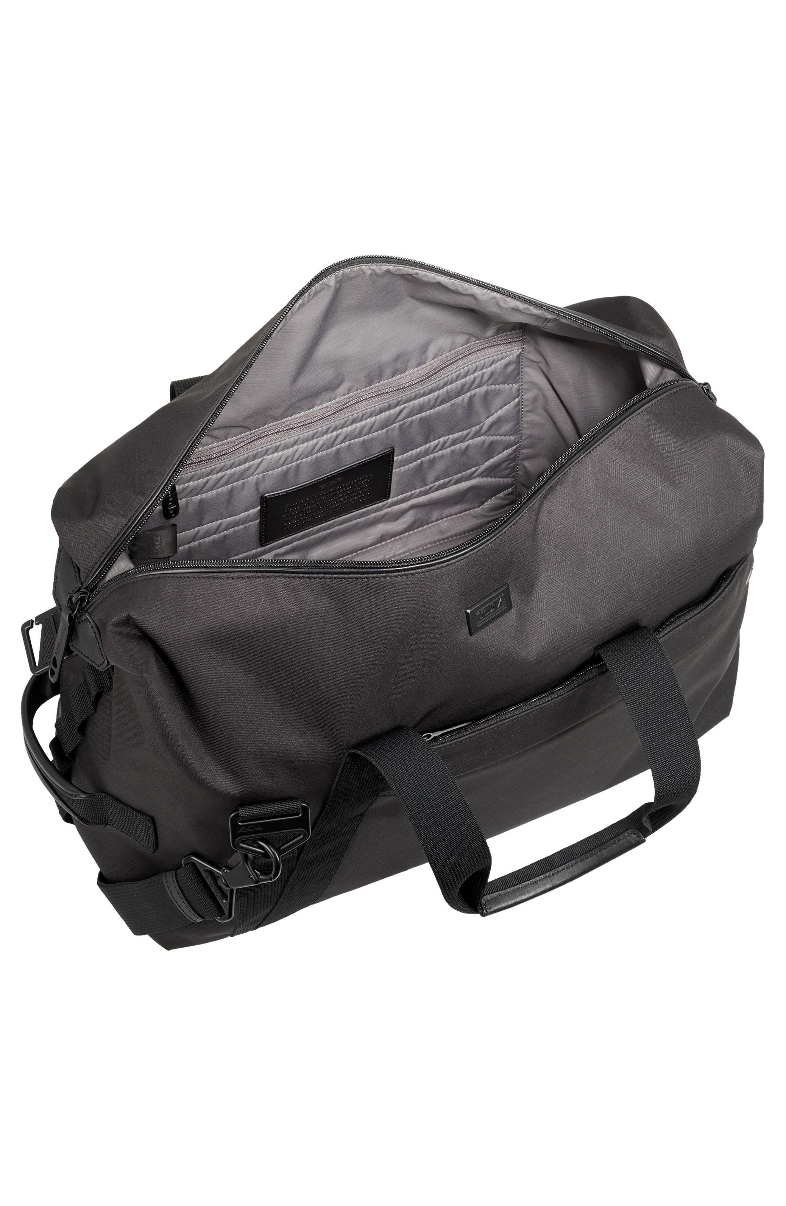 Sonoma Duffel Bag,                             Alternate thumbnail 3, color,                             BLACK