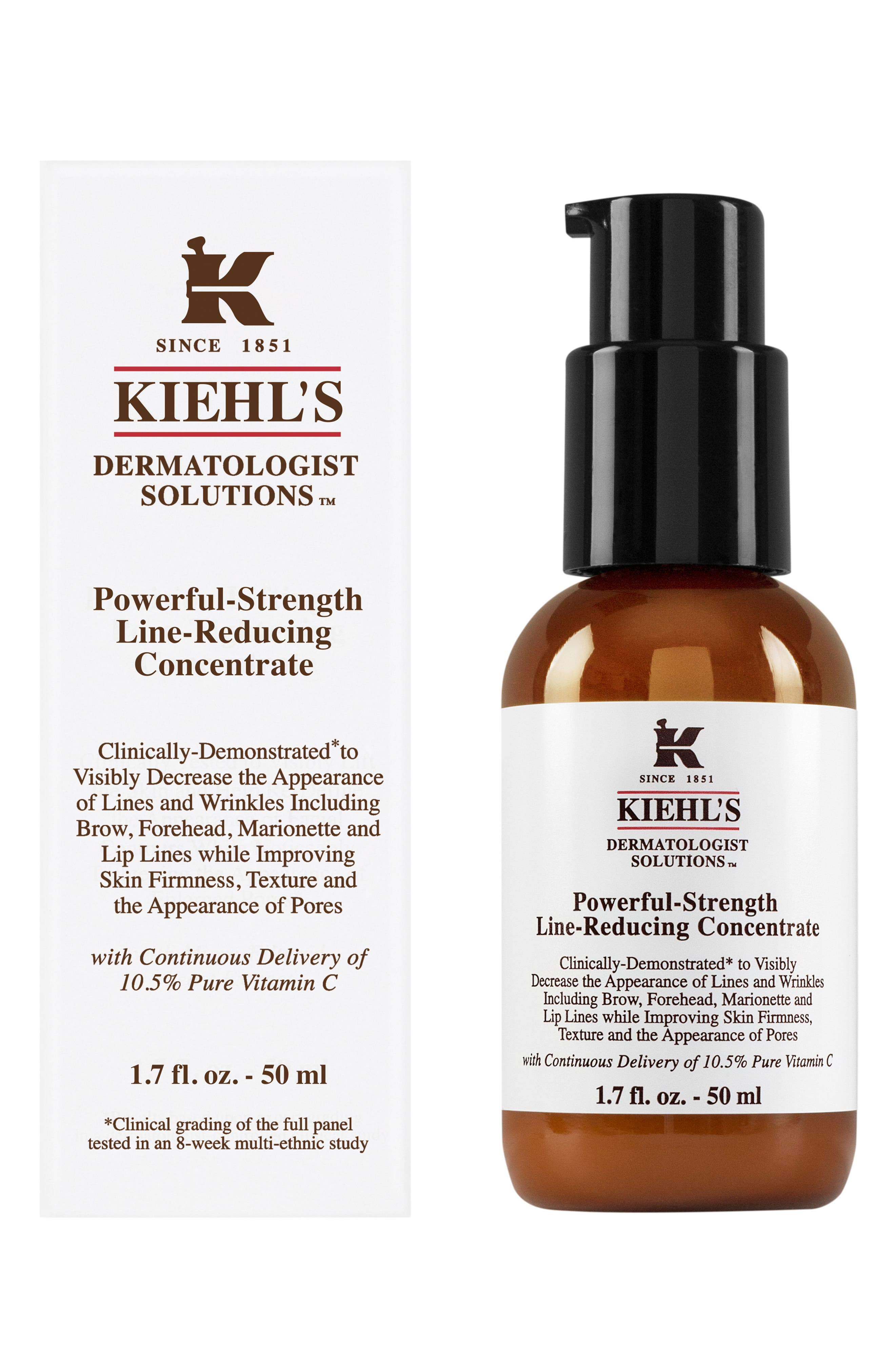 KIEHL'S SINCE 1851,                             'Powerful-Strength' Line-Reducing Concentrate,                             Alternate thumbnail 3, color,                             000