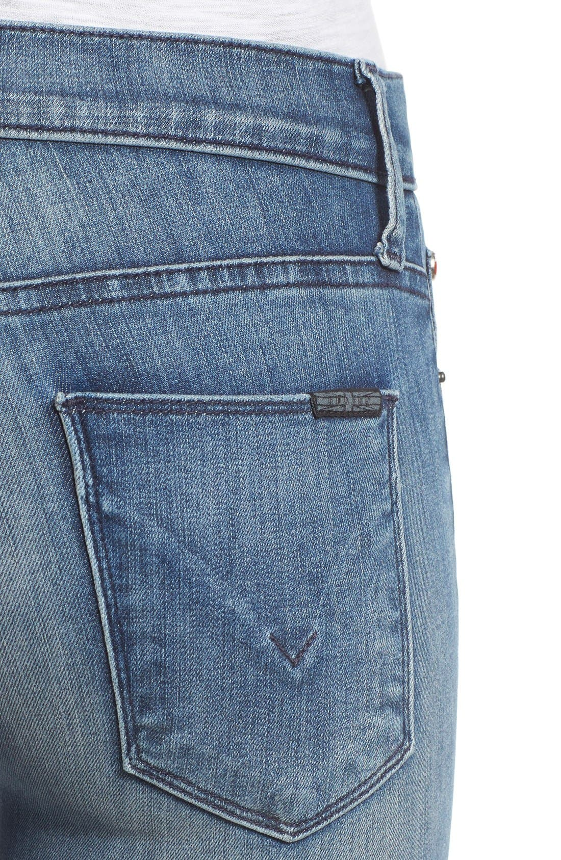 'Nico' Super Skinny Jeans,                             Alternate thumbnail 23, color,