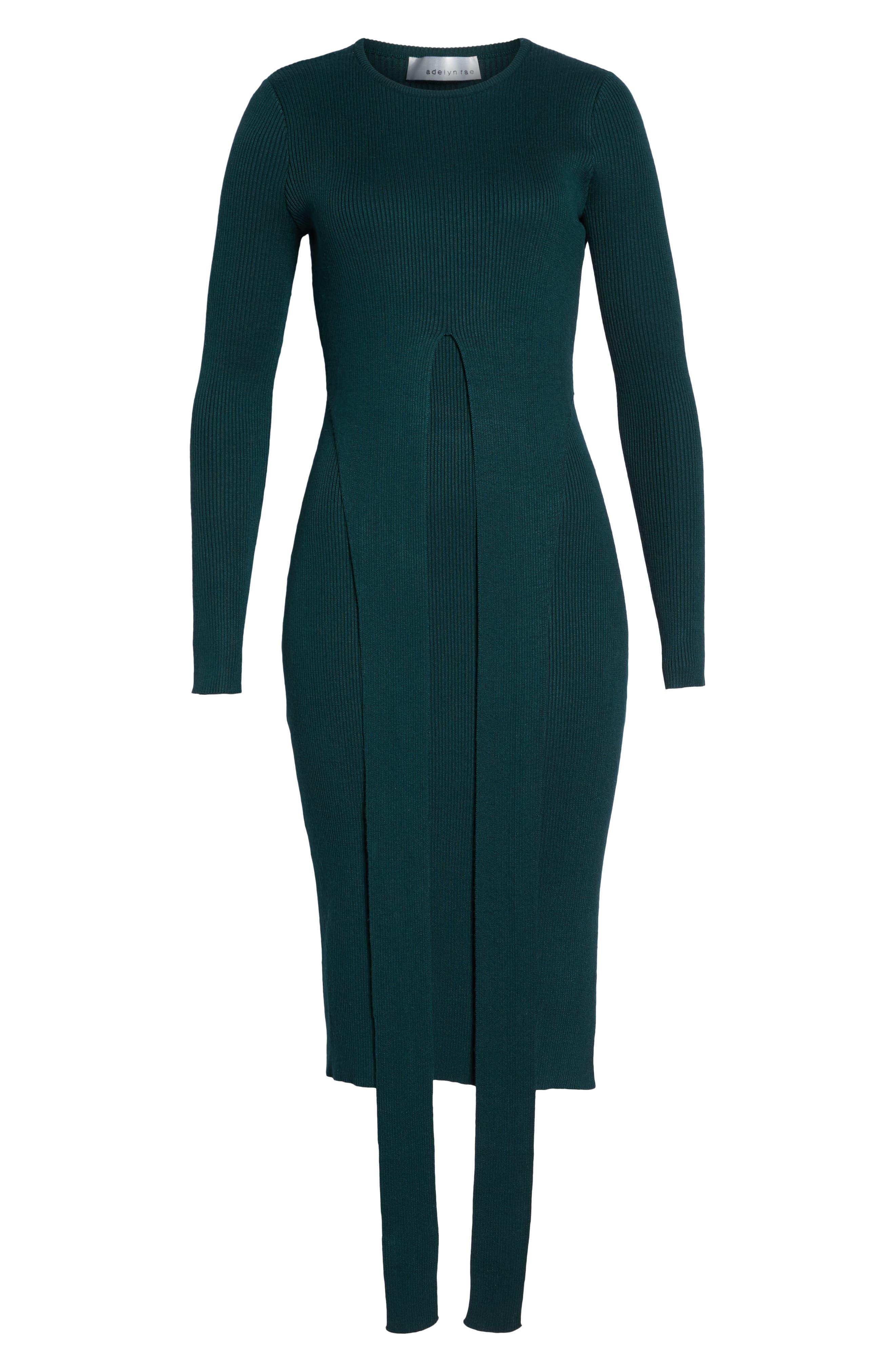 Dovie Sweater Dress,                             Alternate thumbnail 7, color,                             307