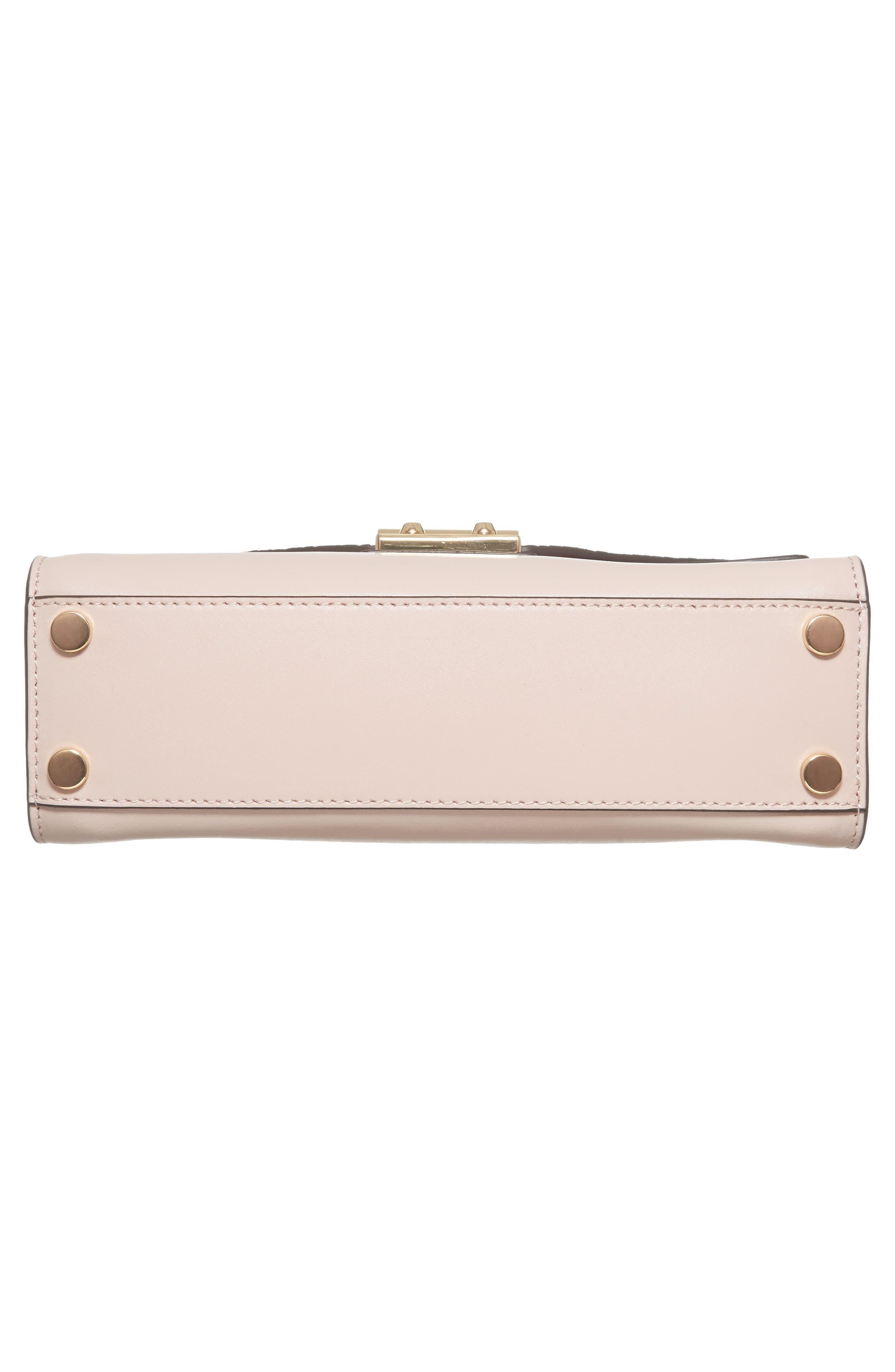 Medium Sloan Leather Shoulder Bag,                             Alternate thumbnail 6, color,                             686