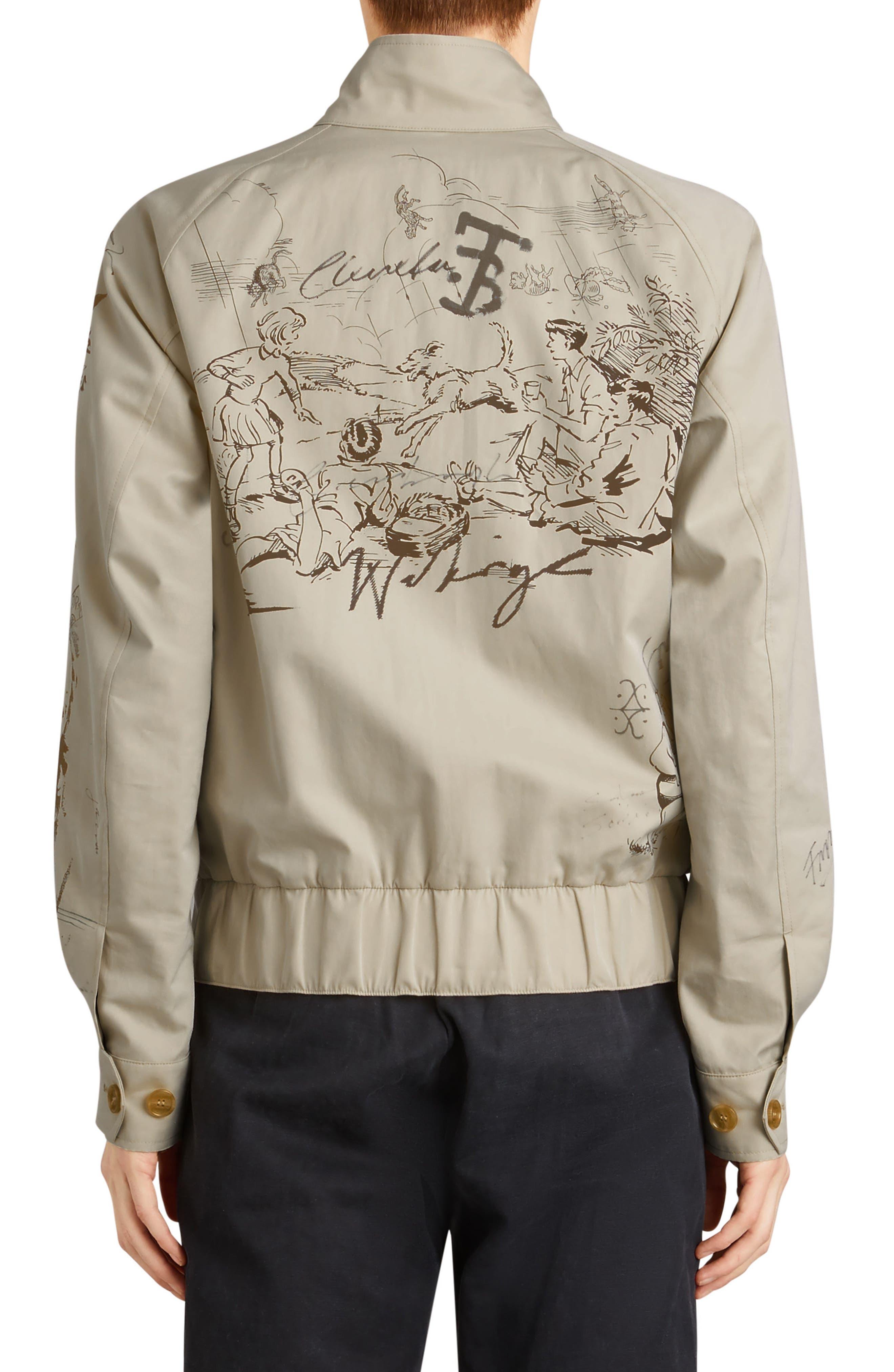 Rocksmoor Harrington Jacket,                             Alternate thumbnail 2, color,                             250