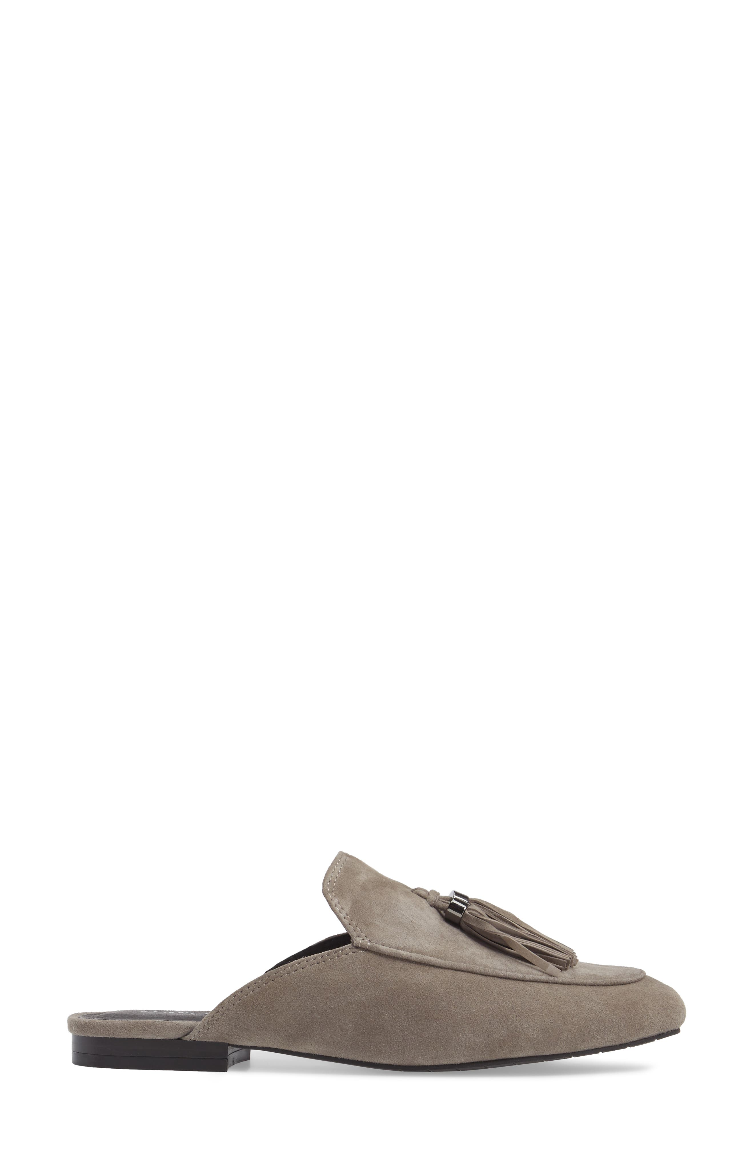 Whinnie Loafer Mule,                             Alternate thumbnail 3, color,                             090