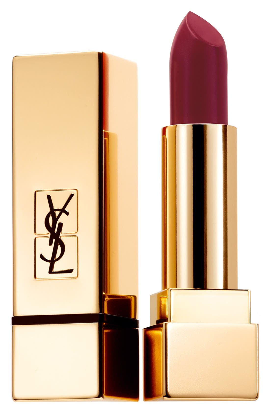 Rouge Pur Couture The Mats Lipstick,                             Main thumbnail 1, color,                             212 ALTERNATIVE PLUM