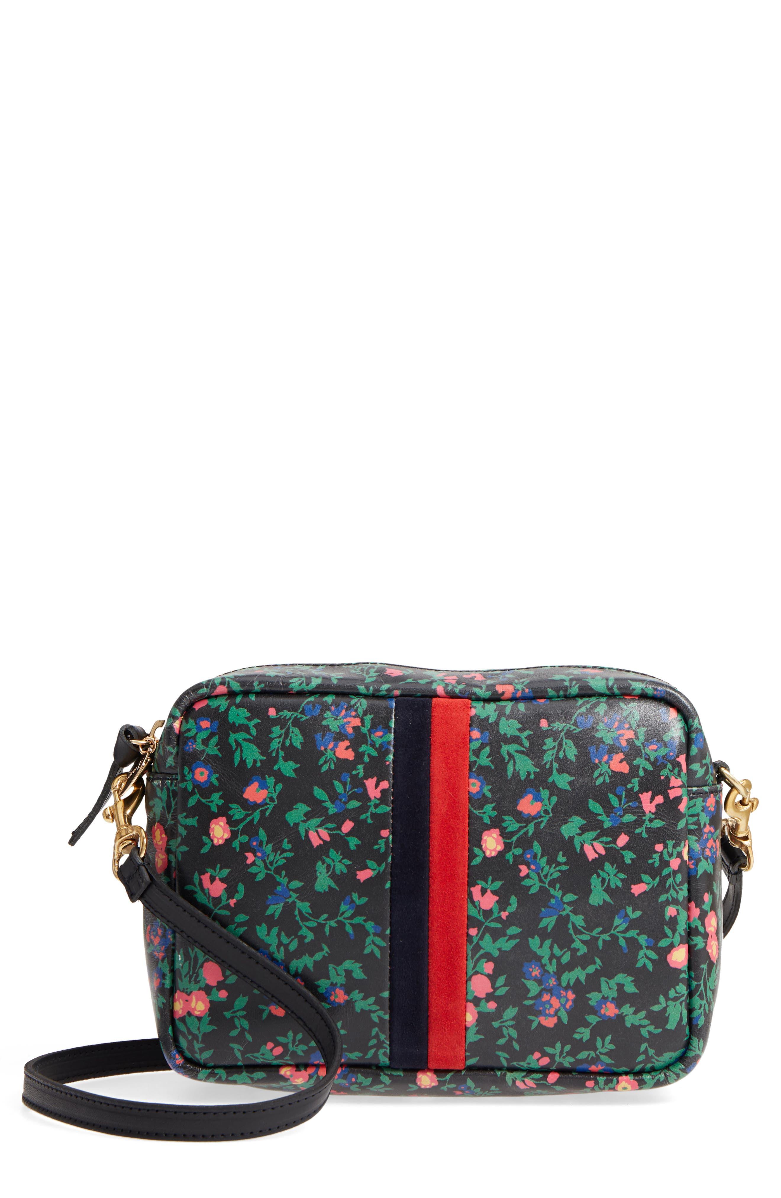 Ditsy Floral Crossbody Bag,                             Main thumbnail 1, color,