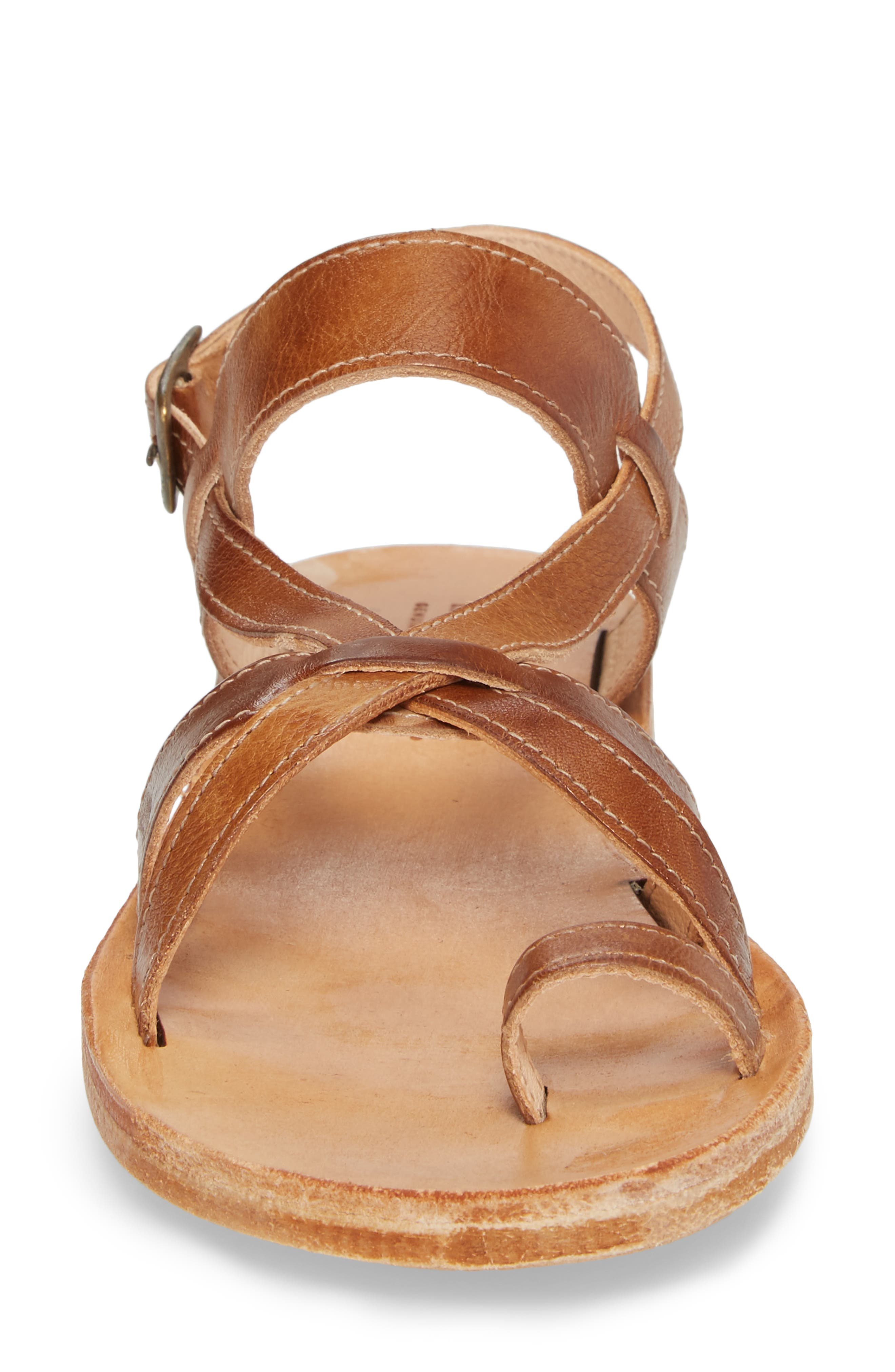 Manati Sandal,                             Alternate thumbnail 4, color,                             230