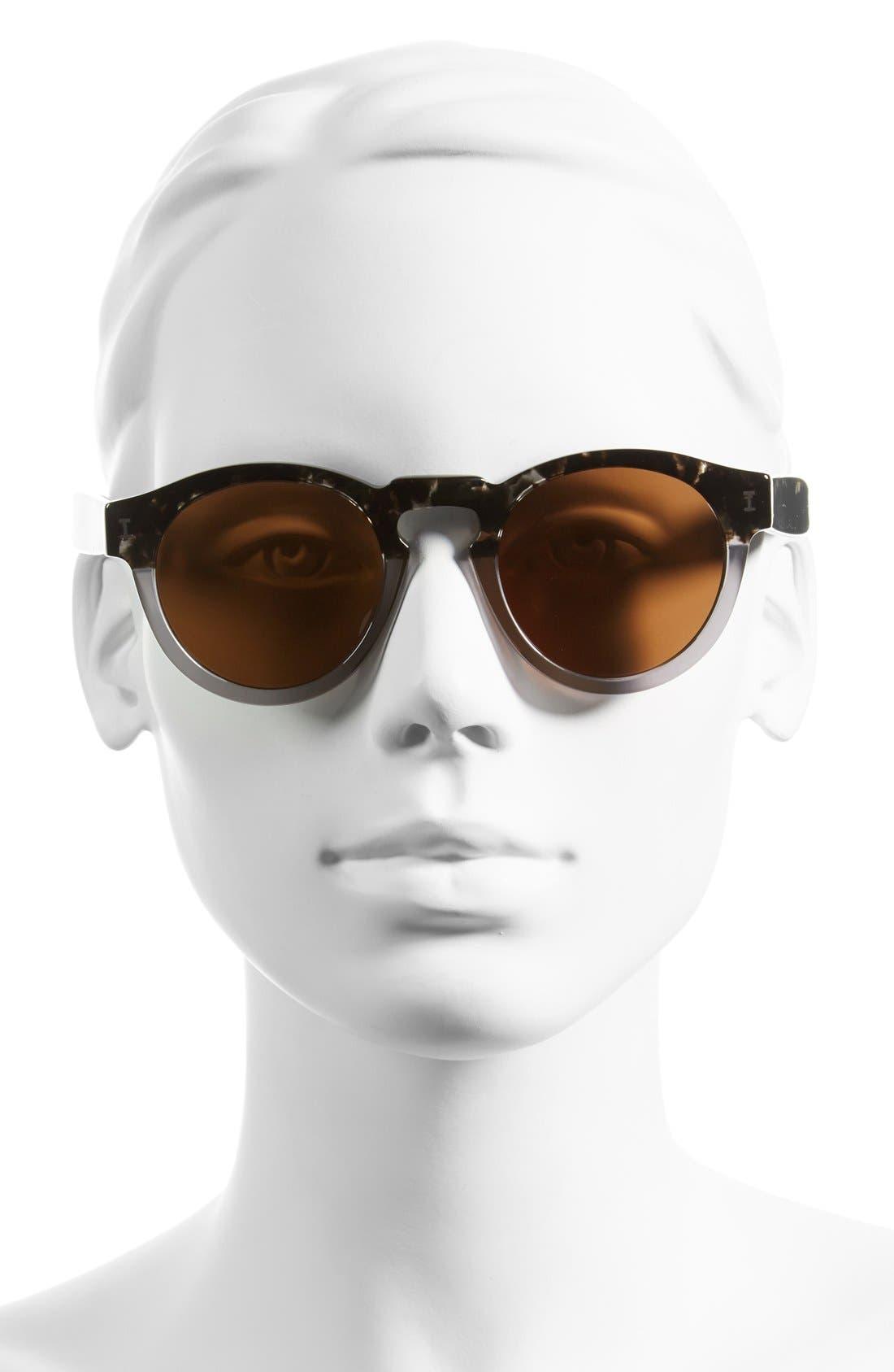 'Leonard' 47mm Sunglasses,                             Alternate thumbnail 85, color,