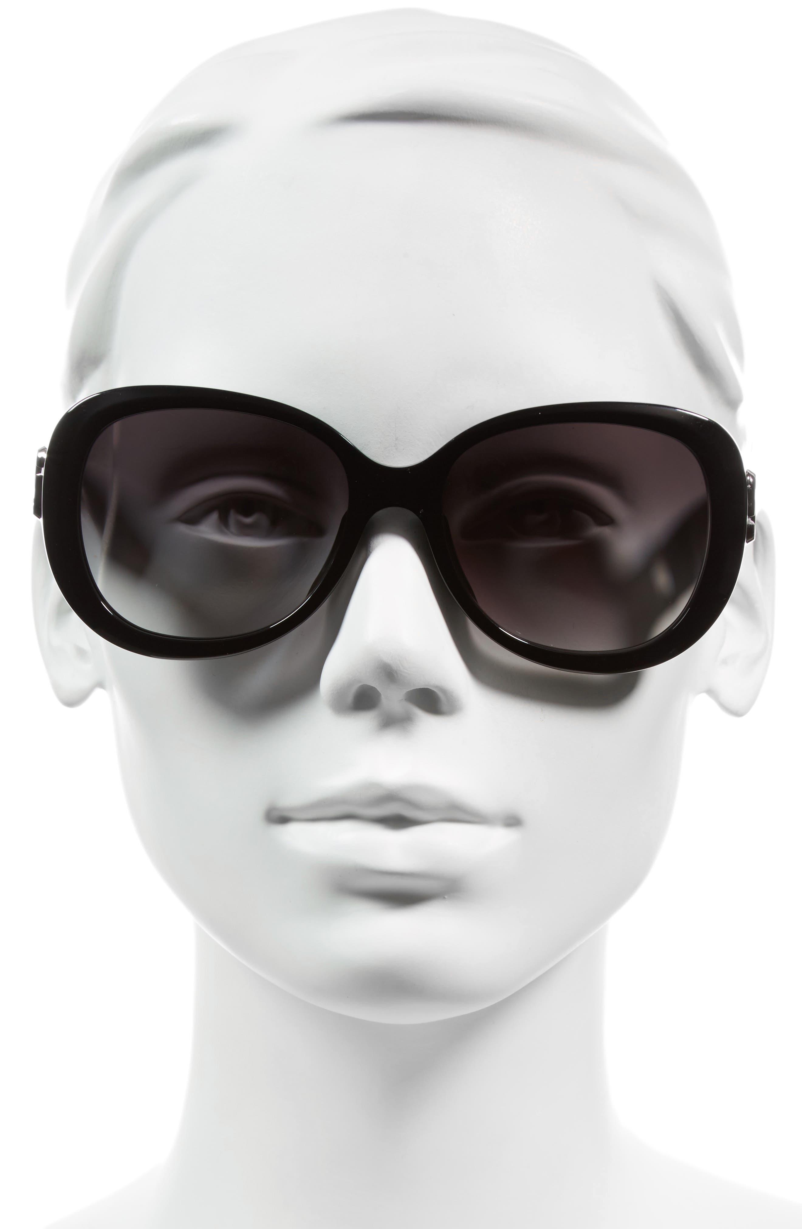 56mm Sunglasses,                             Alternate thumbnail 3, color,