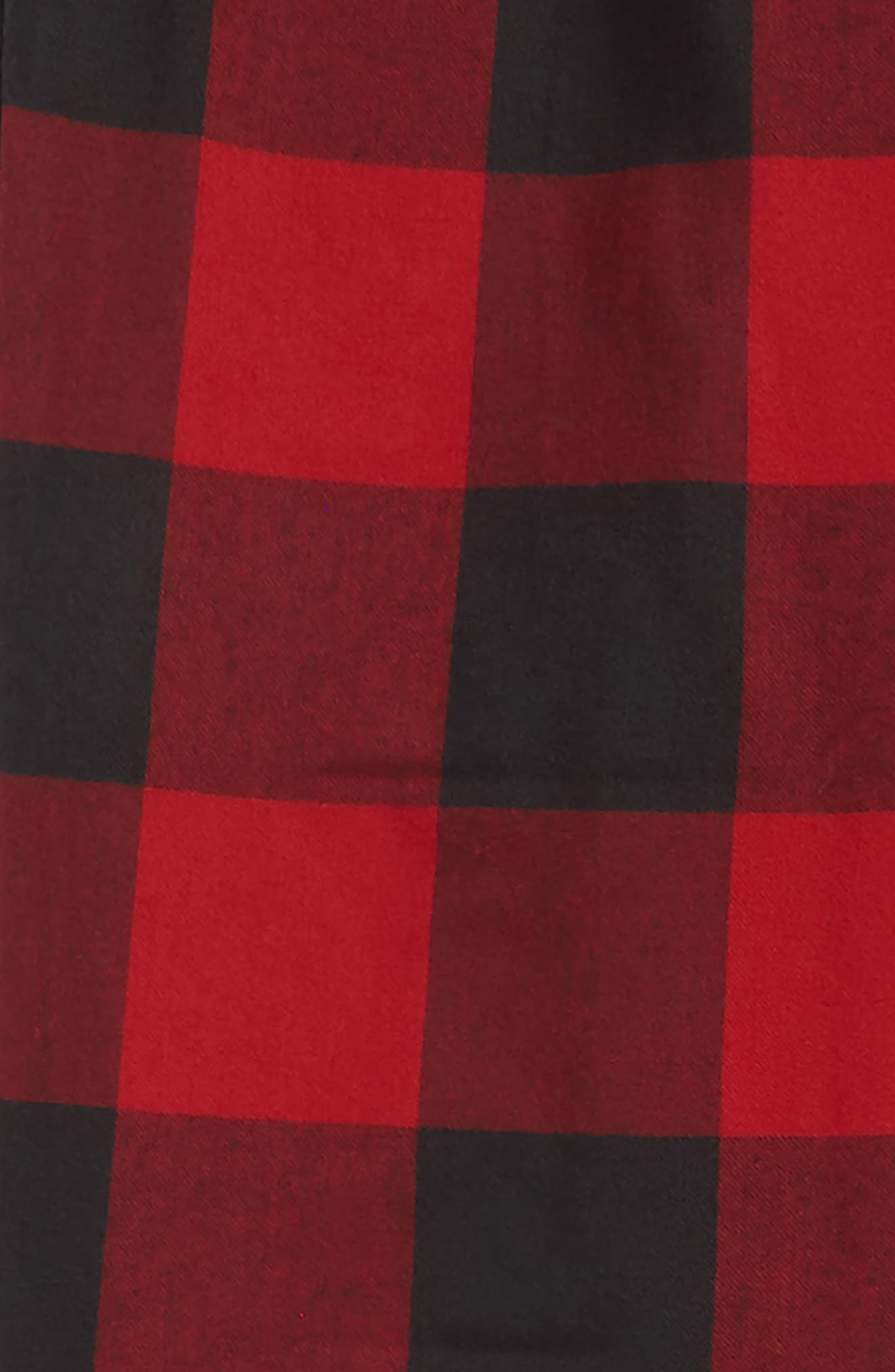 Plaid Flannel Pants,                             Alternate thumbnail 19, color,