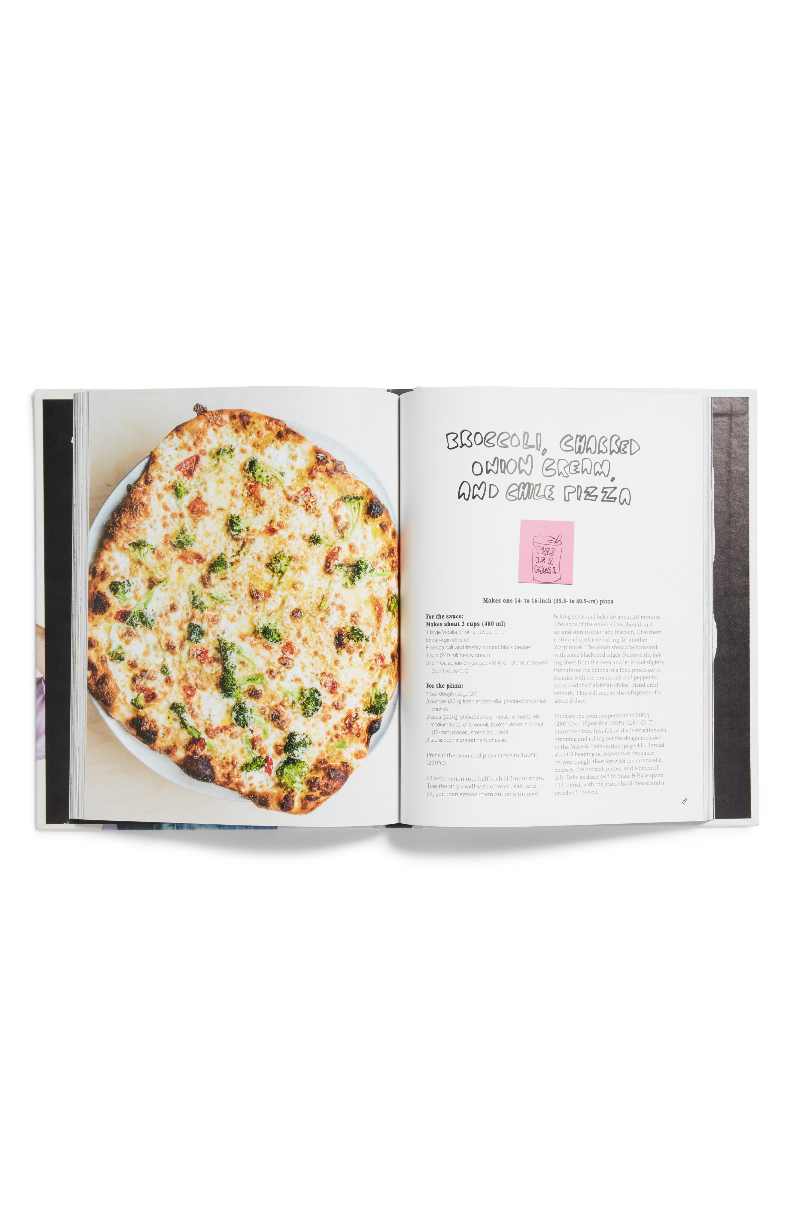 'Pizza Camp: Recipes from Pizzeria Beddia' Cookbook,                             Alternate thumbnail 2, color,                             250