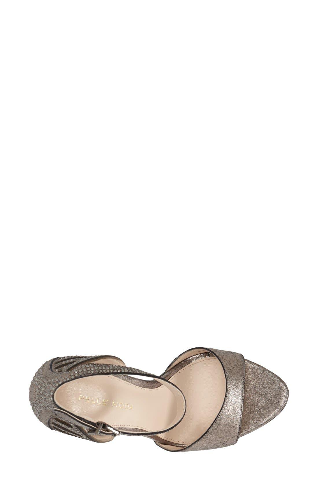 'Fenton' Ankle Strap Sandal,                             Alternate thumbnail 10, color,