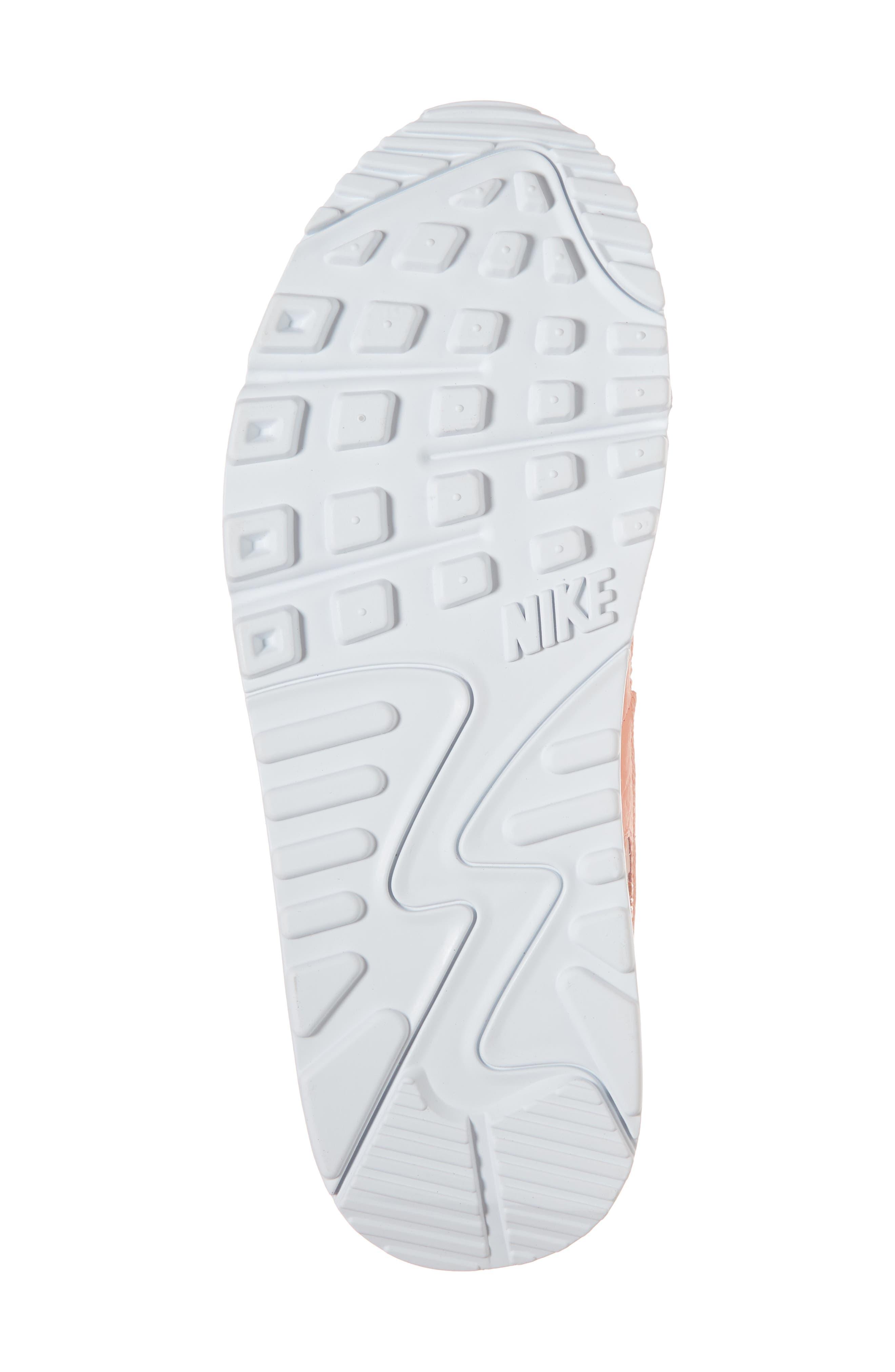 Air Max 90 SE Sneaker,                             Alternate thumbnail 48, color,