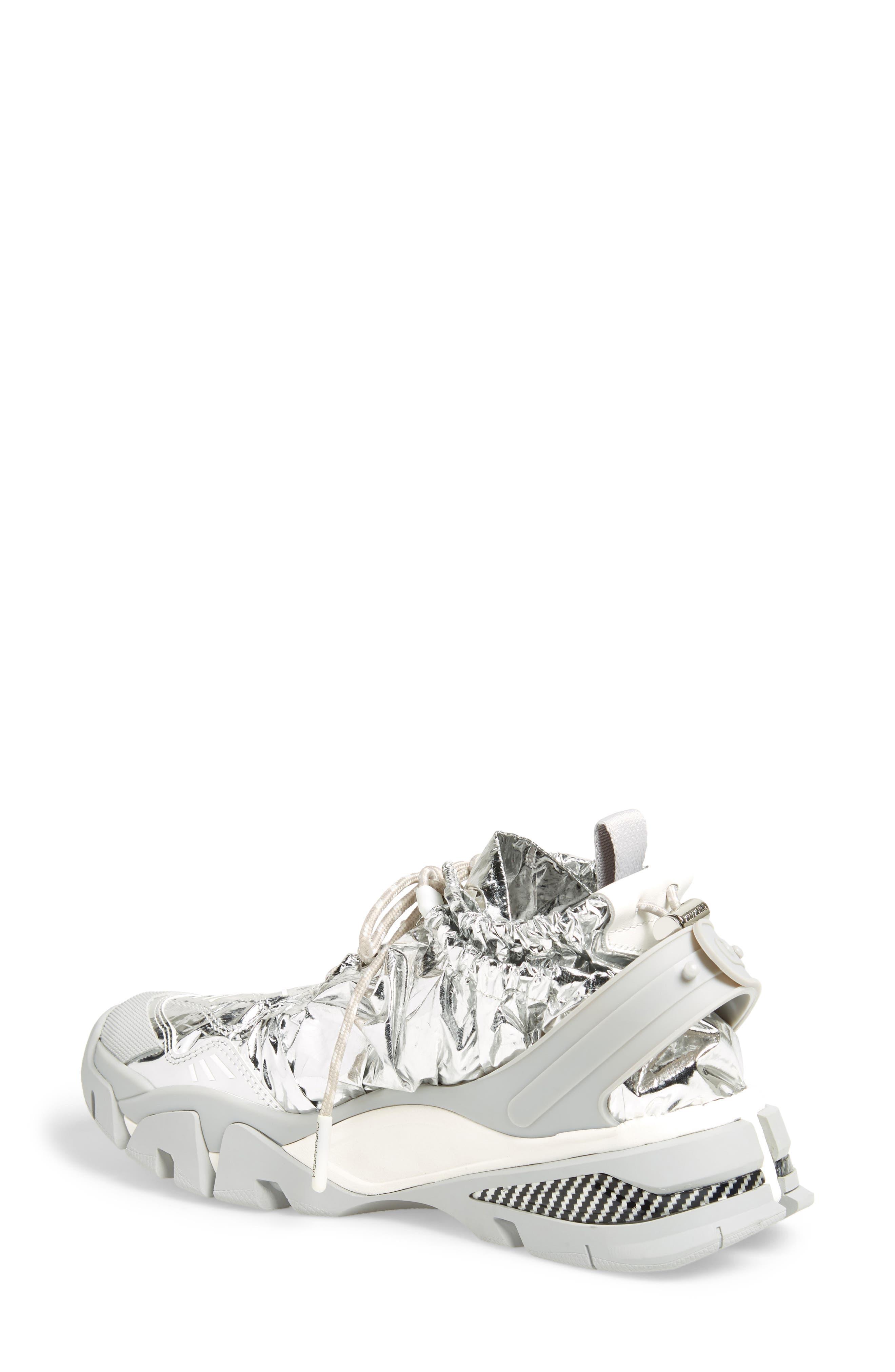 Caramene Sneaker,                             Alternate thumbnail 2, color,                             GREY/ WHITE