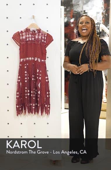 Bravo Zulu Fit & Flare Dress, sales video thumbnail