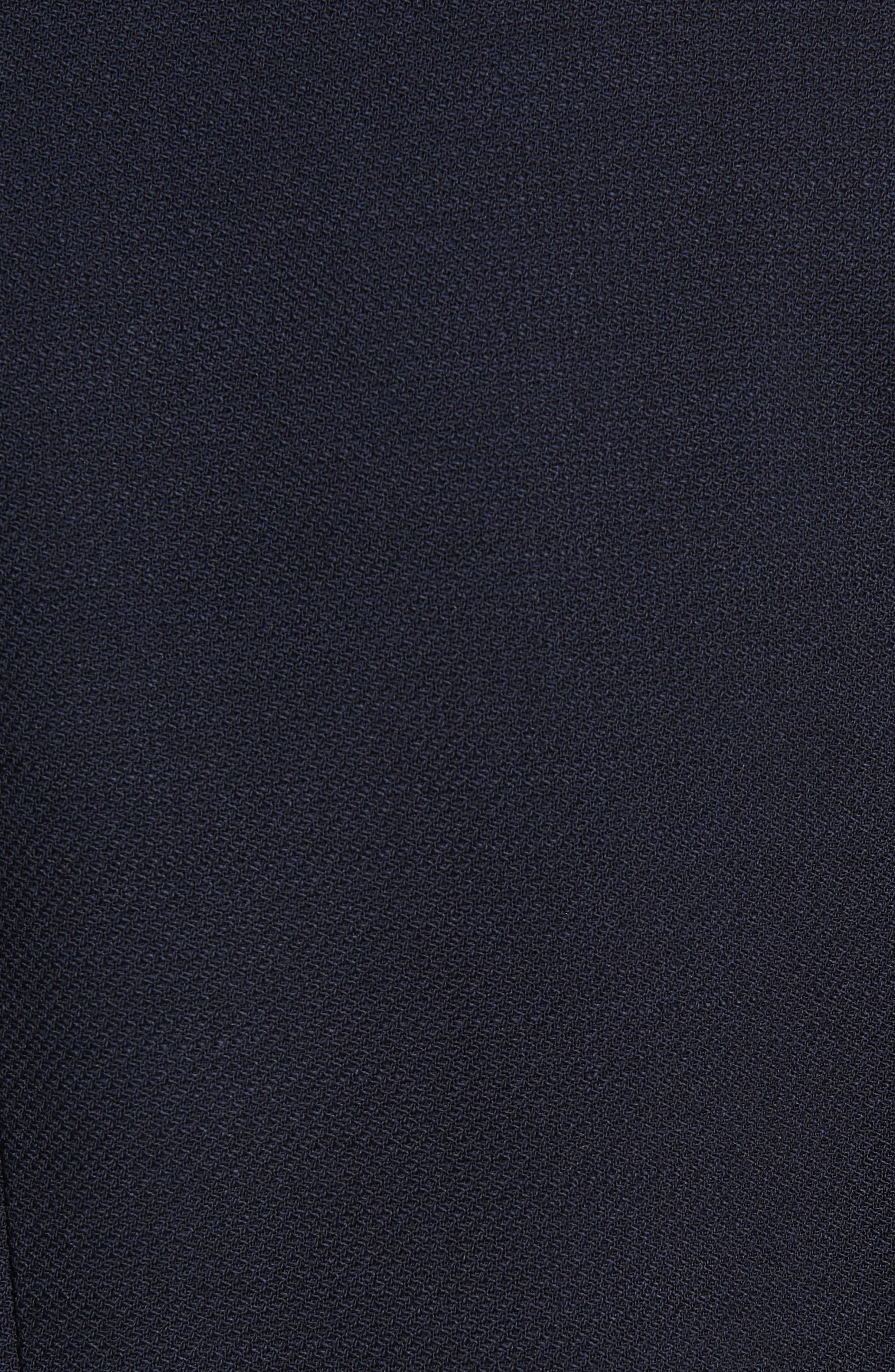 Jusanna Stretch Wool Suit Jacket,                             Alternate thumbnail 6, color,                             NAVY