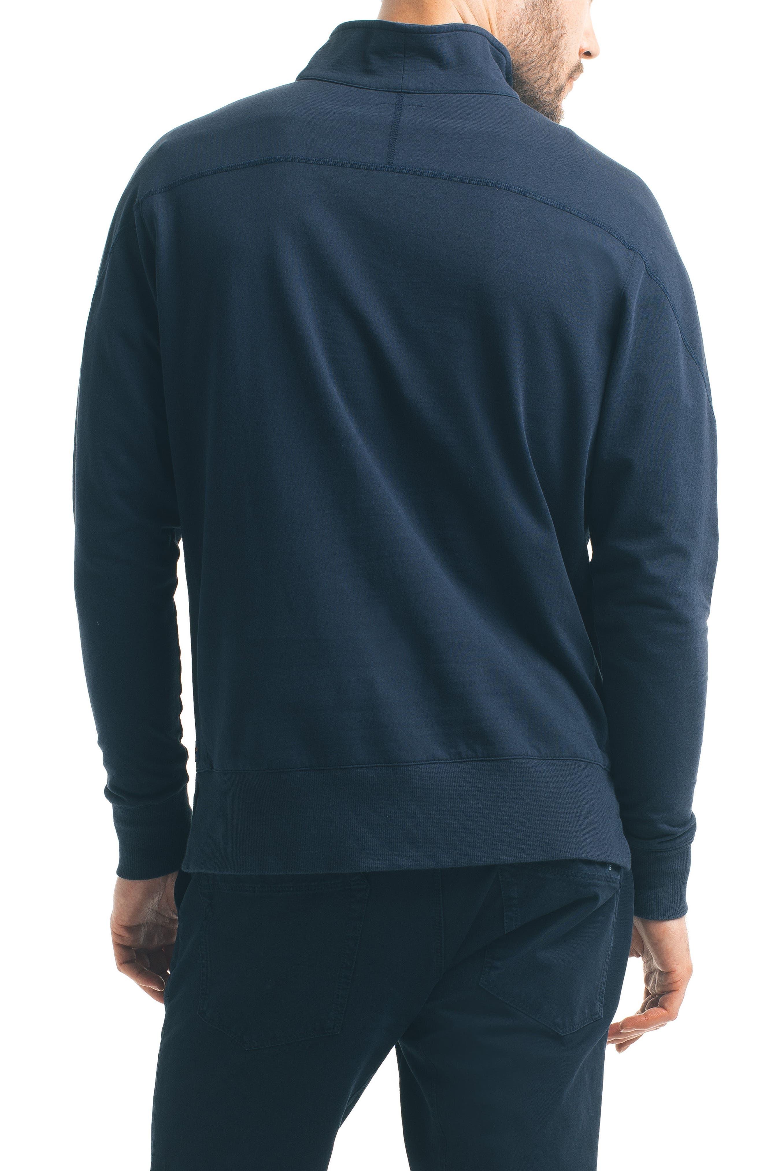 Slim Pro Quarter Zip Pullover,                             Alternate thumbnail 6, color,