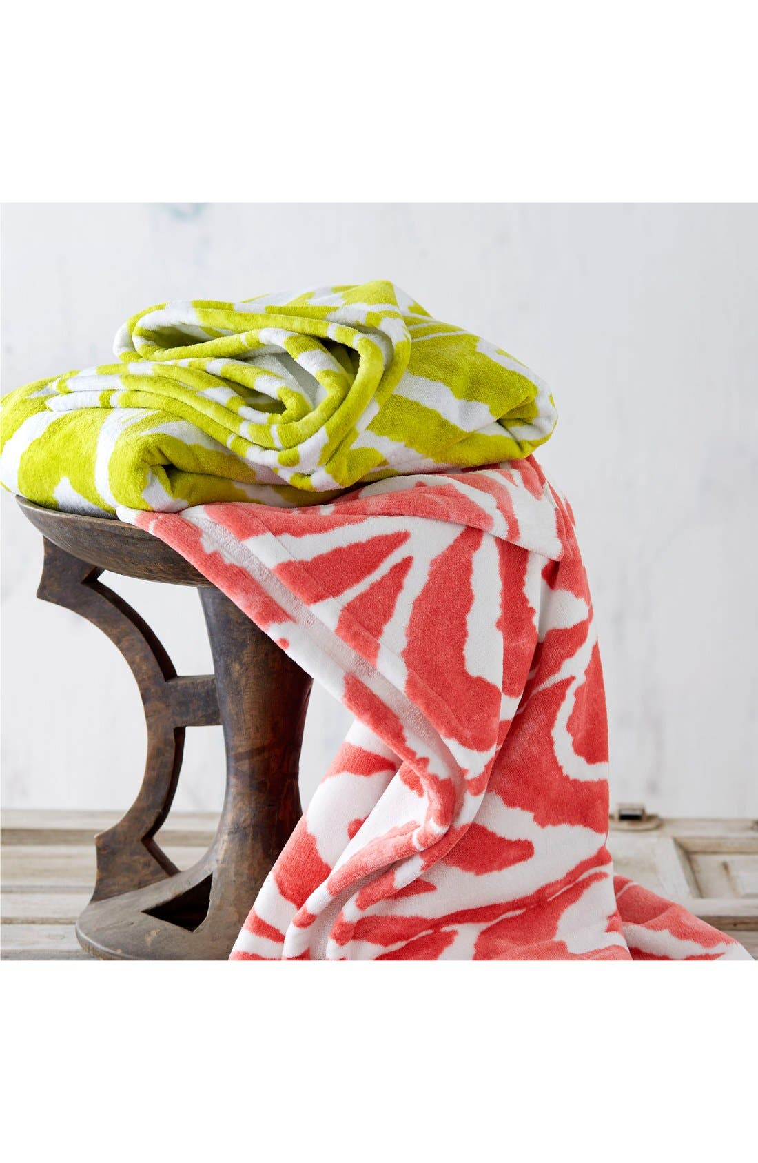 'Imrita' Wave Pattern Beach Towel,                             Alternate thumbnail 2, color,                             300