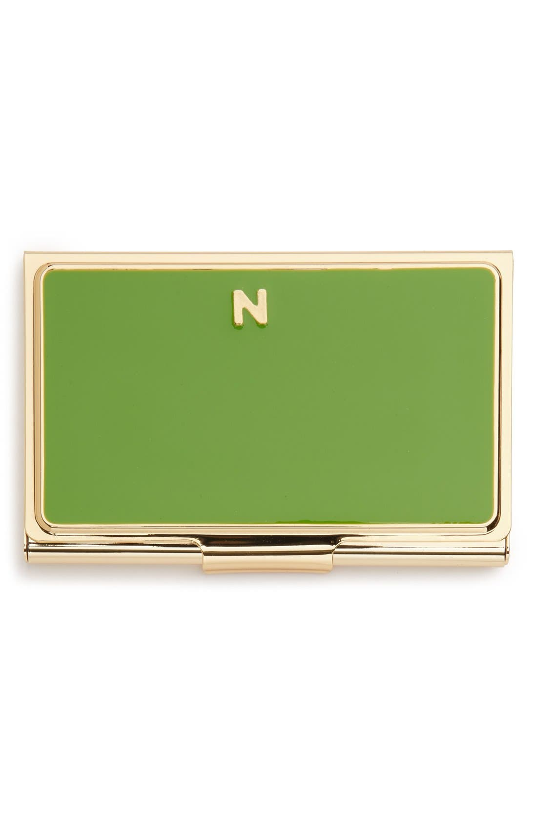 'one in a million' business card holder,                             Main thumbnail 9, color,