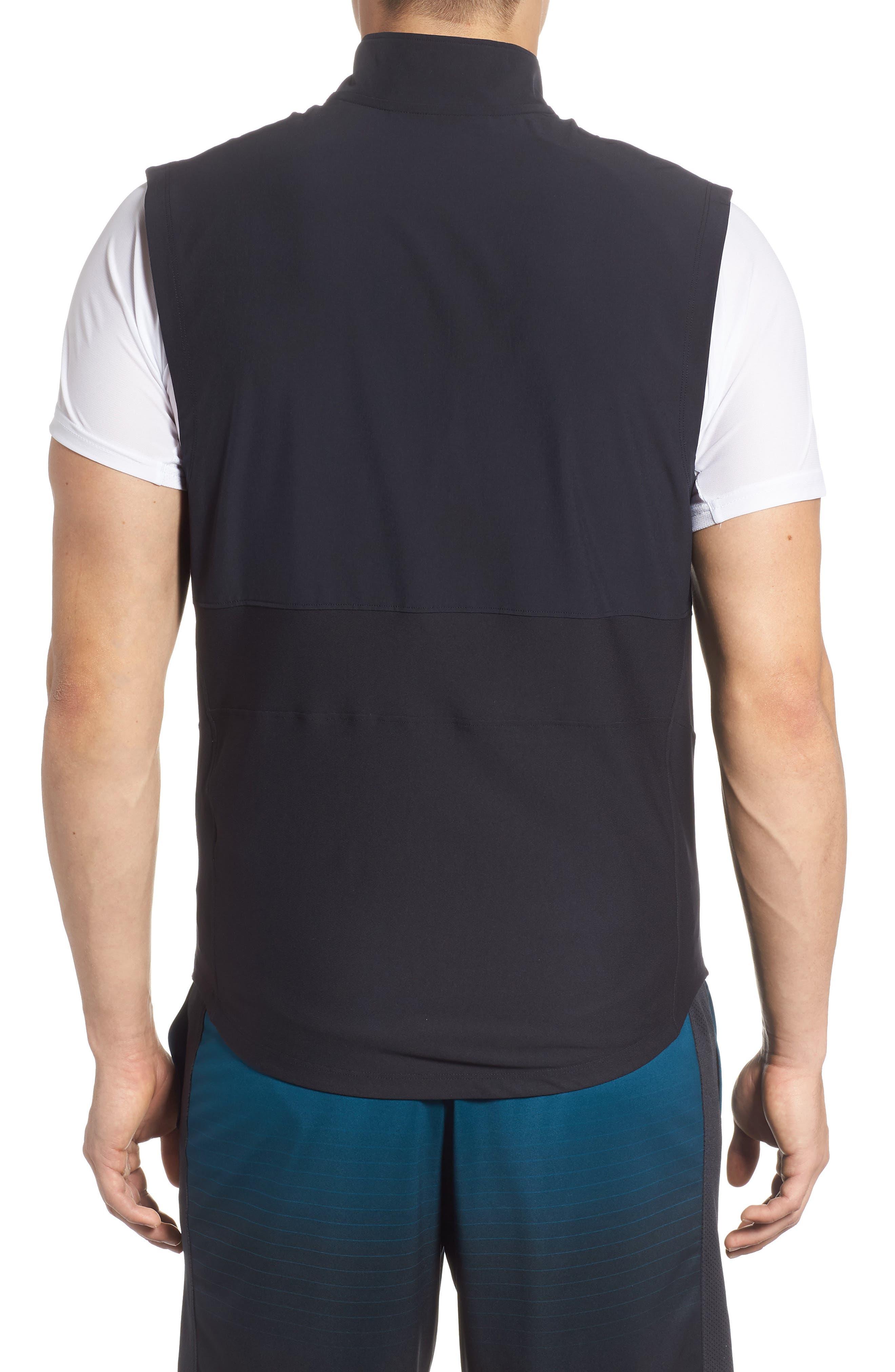 Threadborne Vanish Vest,                             Alternate thumbnail 2, color,                             001