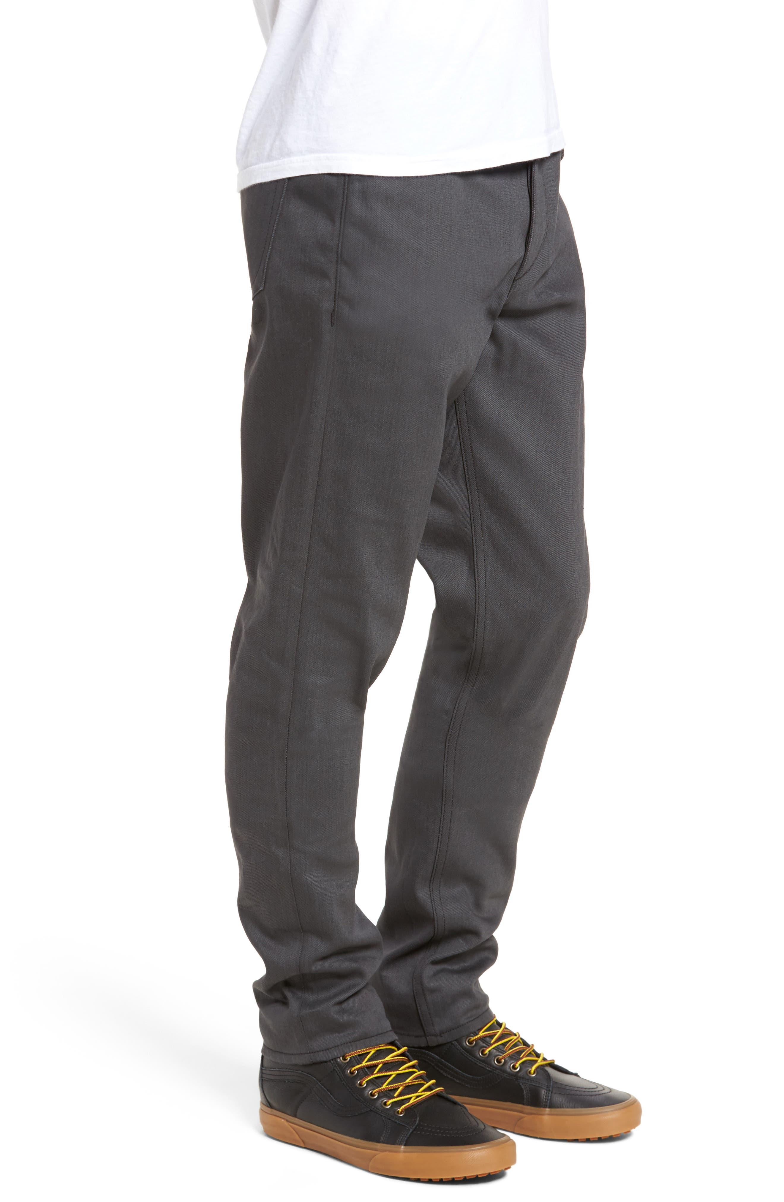 Fit 2 Slim Fit Jeans,                             Alternate thumbnail 3, color,                             002