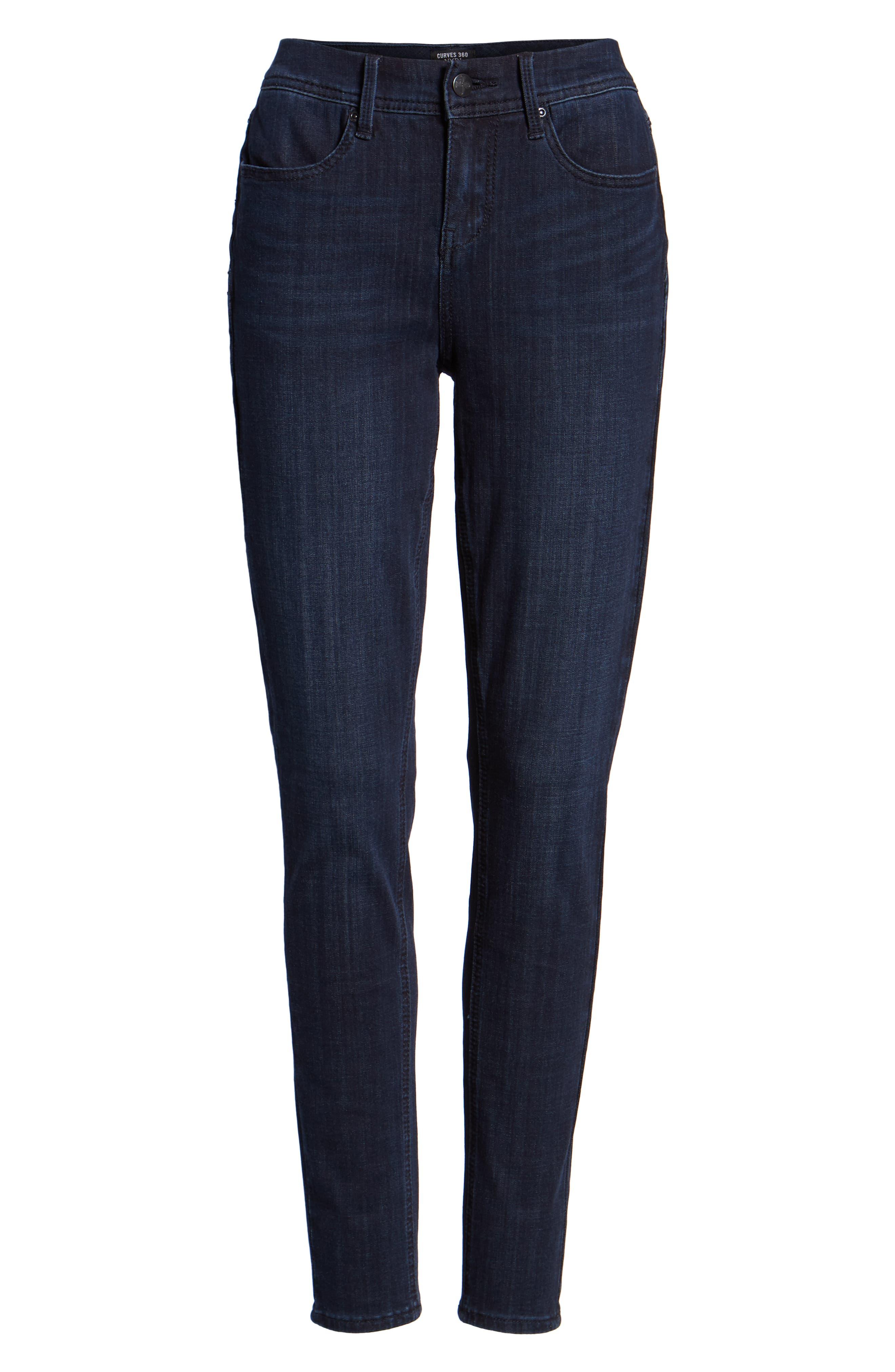 Skinny Jeans,                             Alternate thumbnail 4, color,                             JULIUS