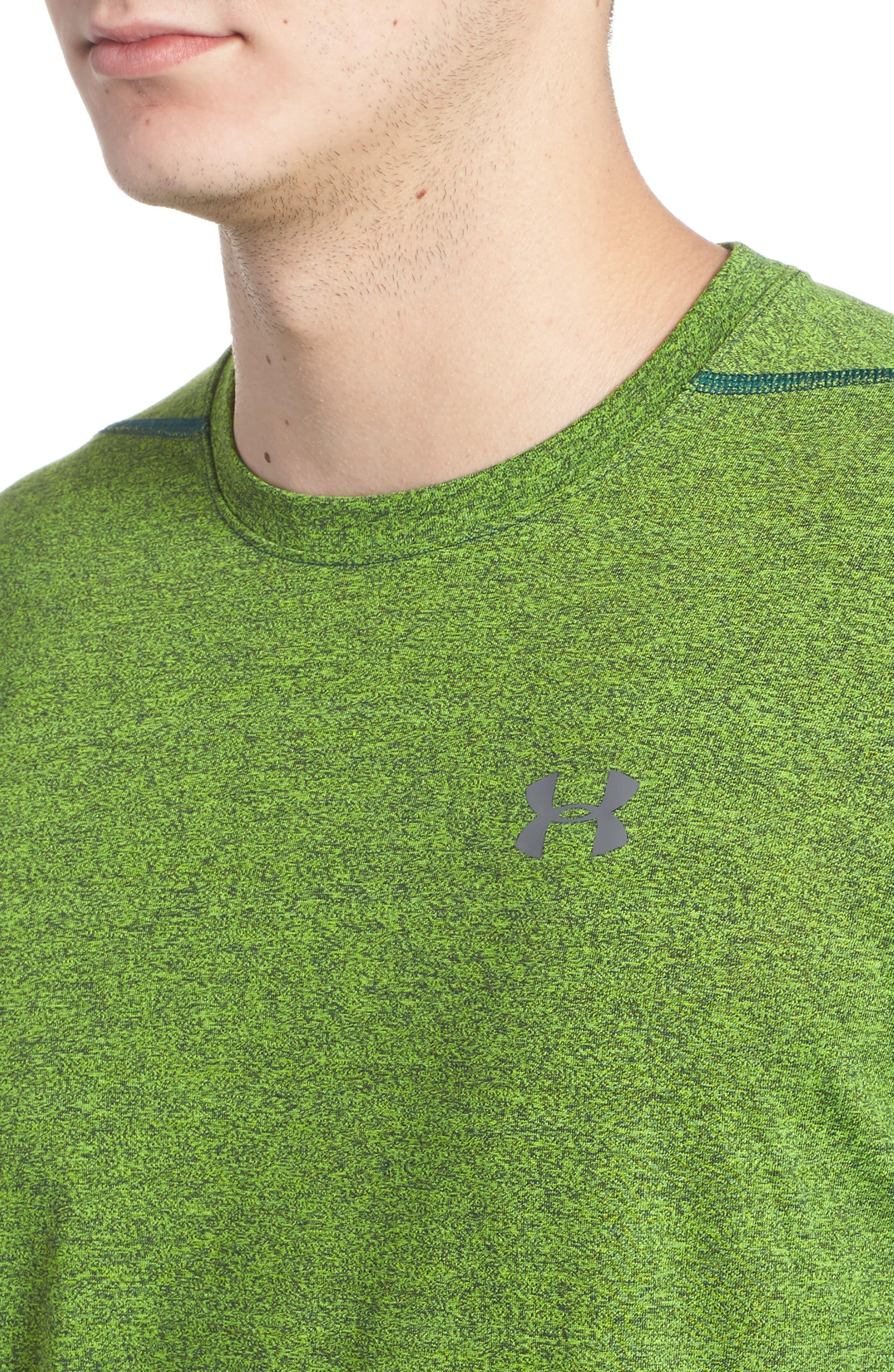 Threadborne Siro 3C Twist T-Shirt,                             Alternate thumbnail 4, color,                             300