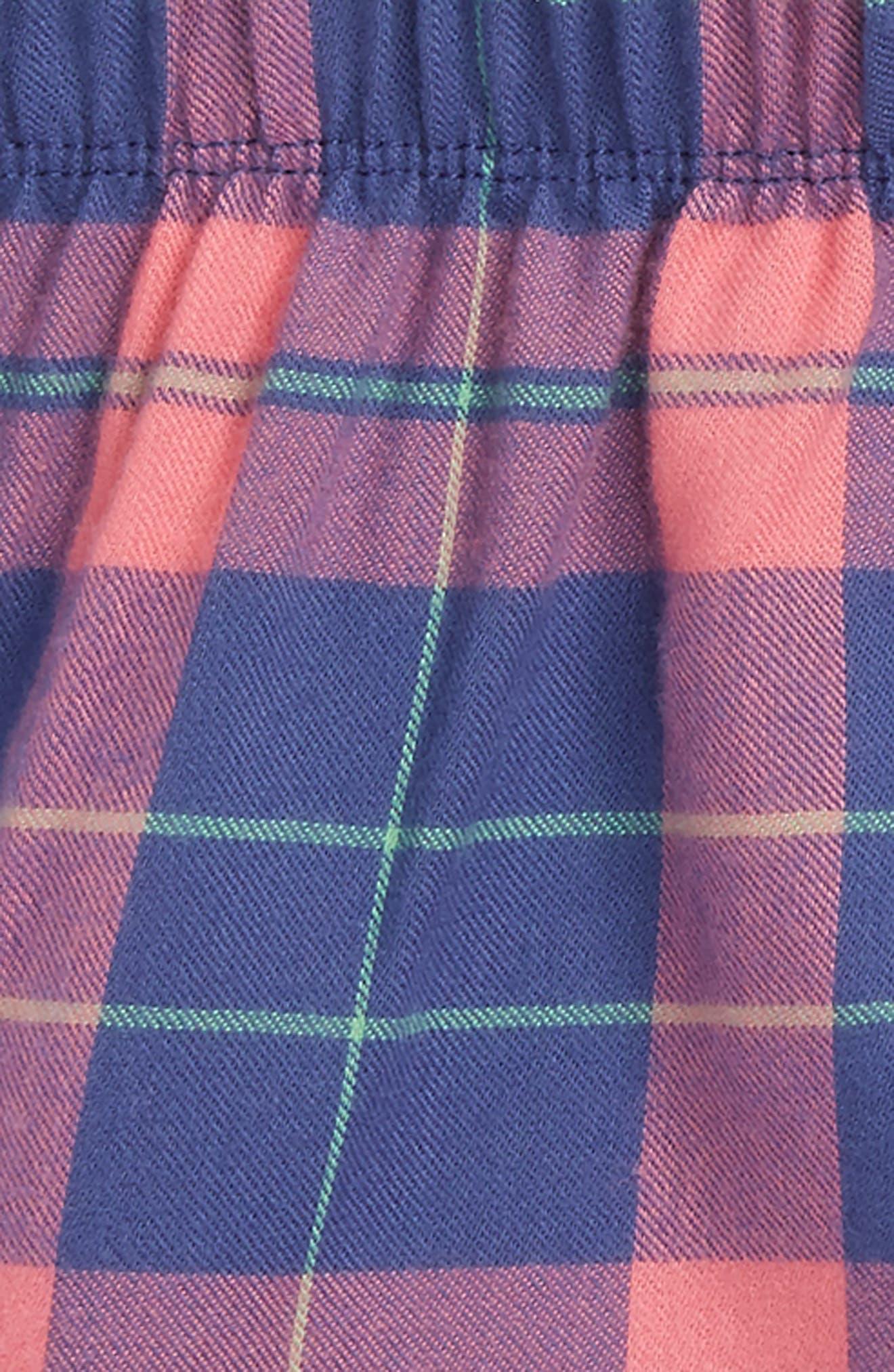 Flannel Shorts,                             Alternate thumbnail 2, color,                             410