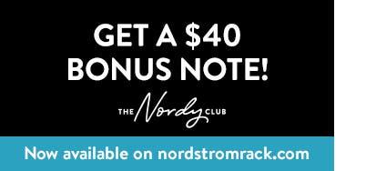 Get a $40 Bonus Note!