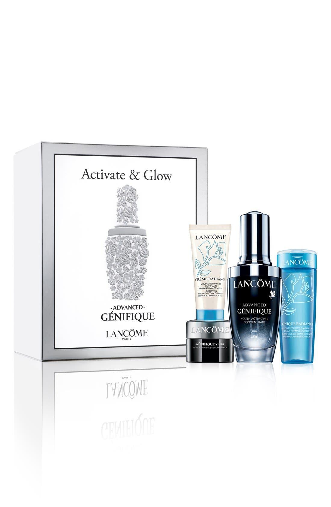 LANCÔME,                             'Activate & Glow' Spring Treatment Set,                             Alternate thumbnail 2, color,                             000
