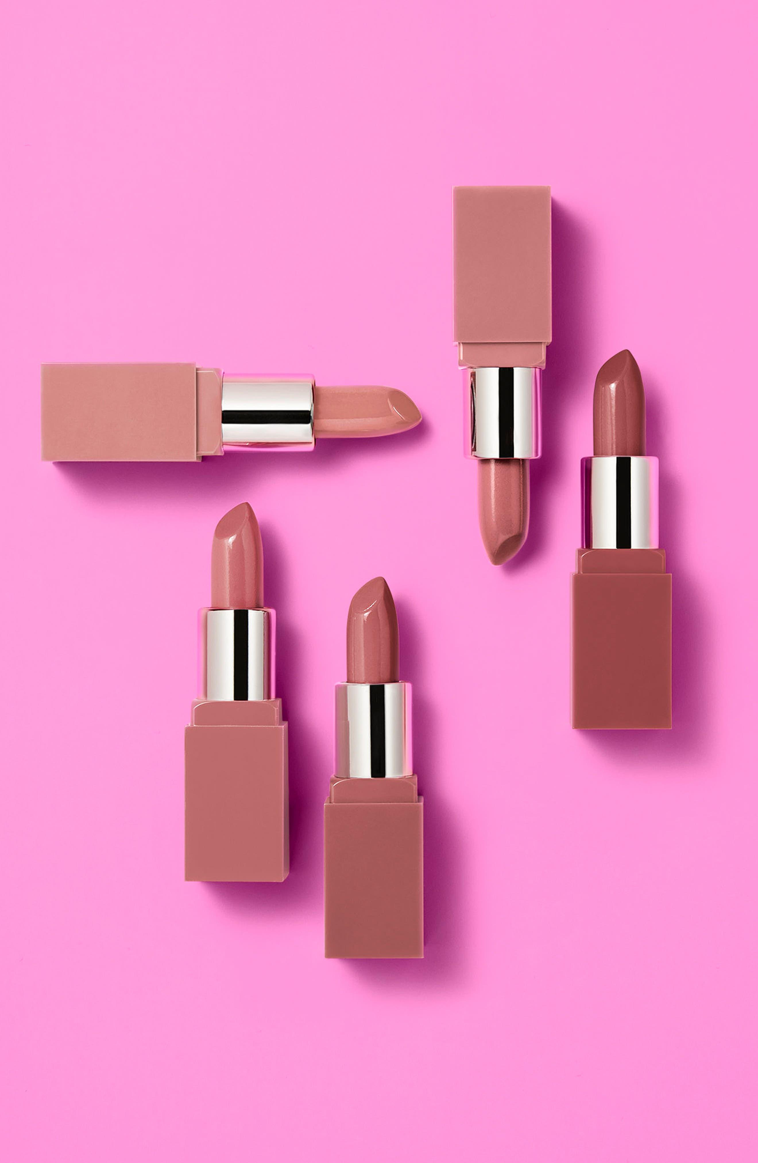 All About Nudes Pop Lip Color + Primer Set,                             Alternate thumbnail 2, color,                             000