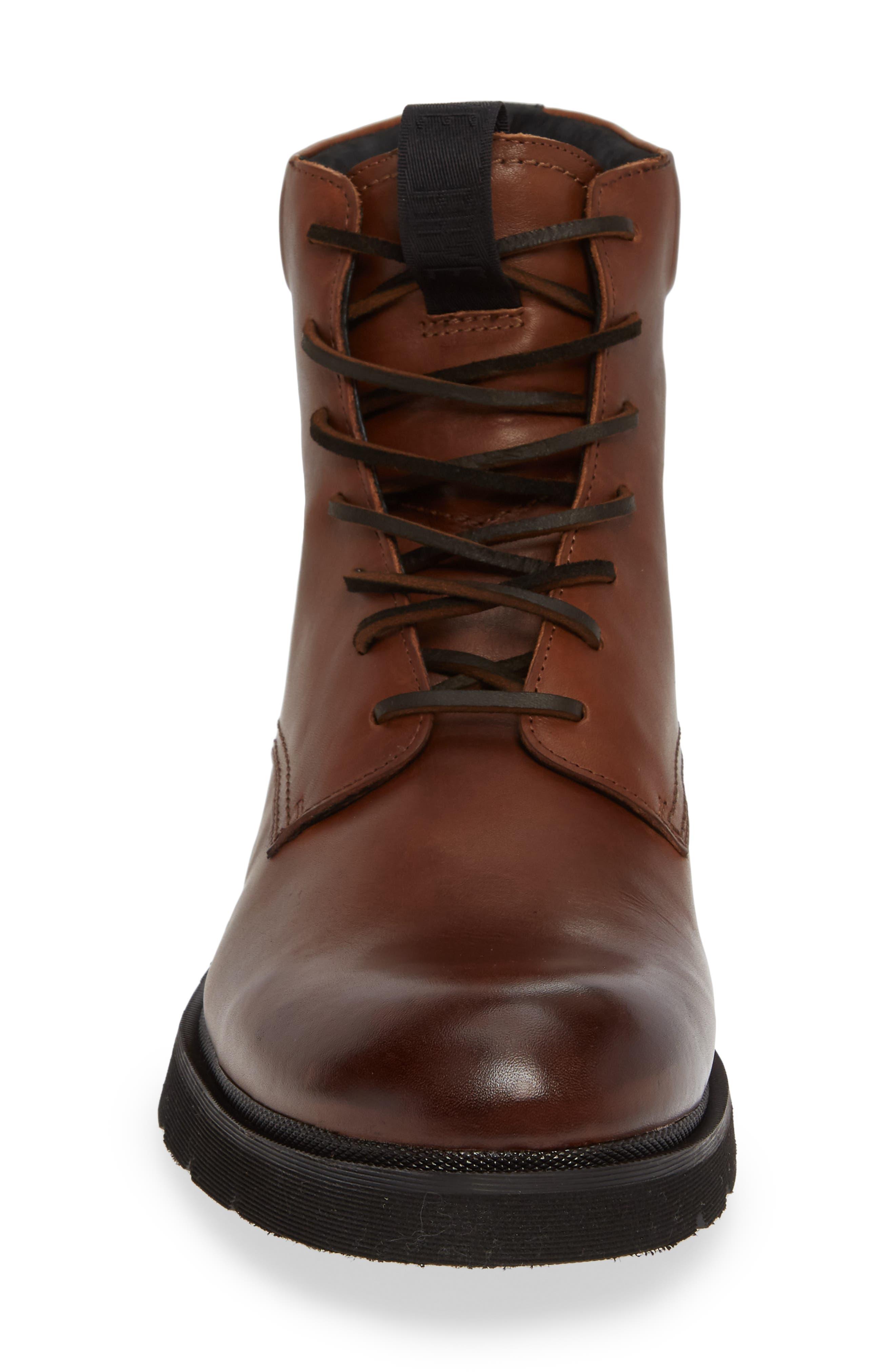 Terra Plain Toe Boot,                             Alternate thumbnail 4, color,                             235