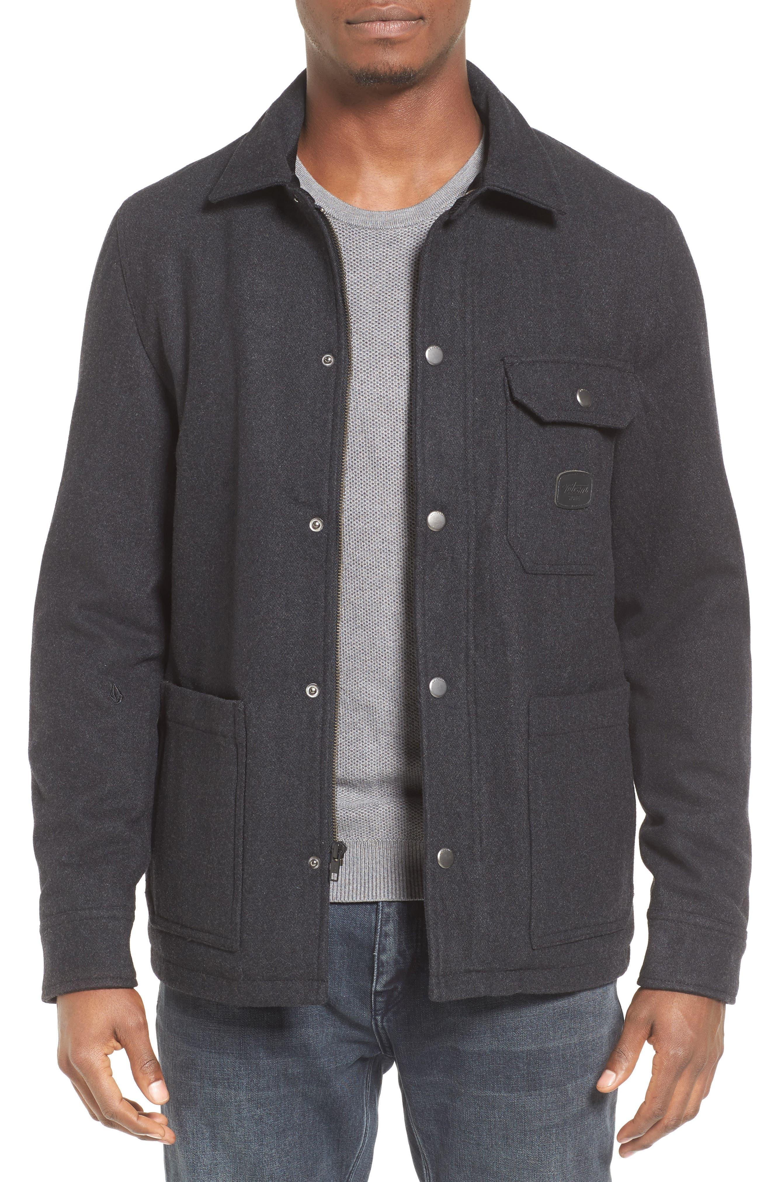 VOLCOM Superior Jacket, Main, color, 019