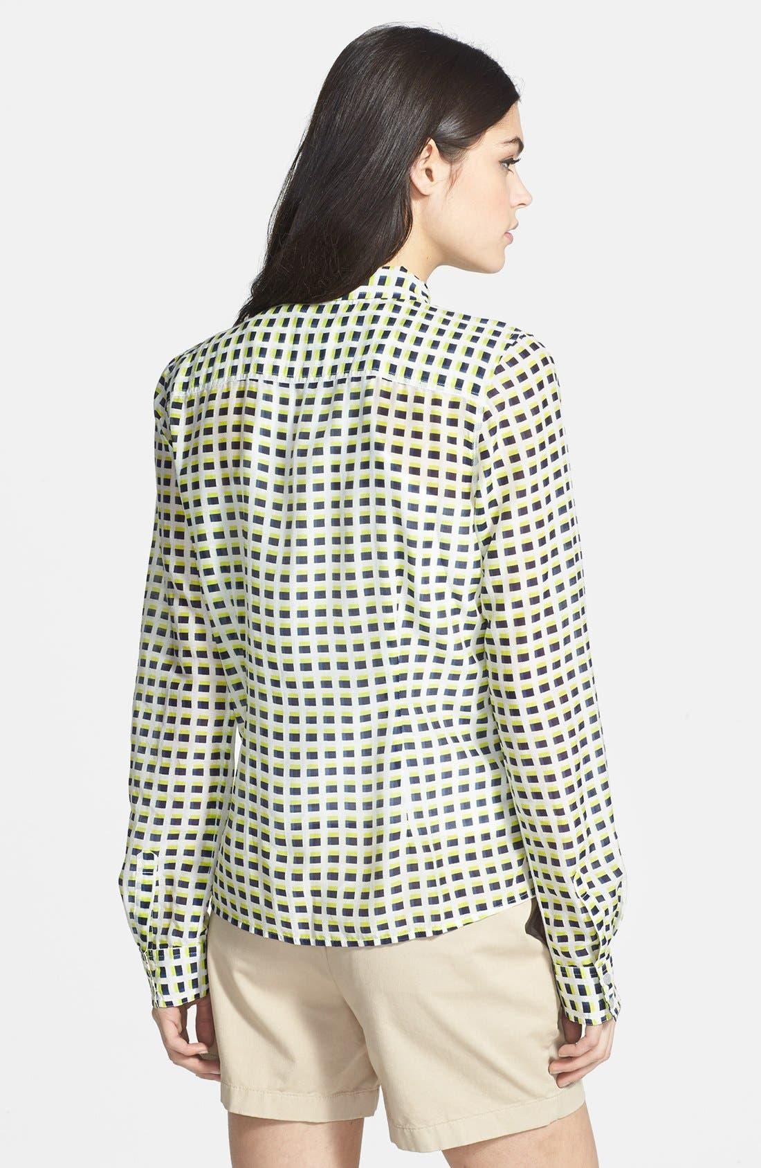 Cotton & Silk Shirt,                             Alternate thumbnail 59, color,