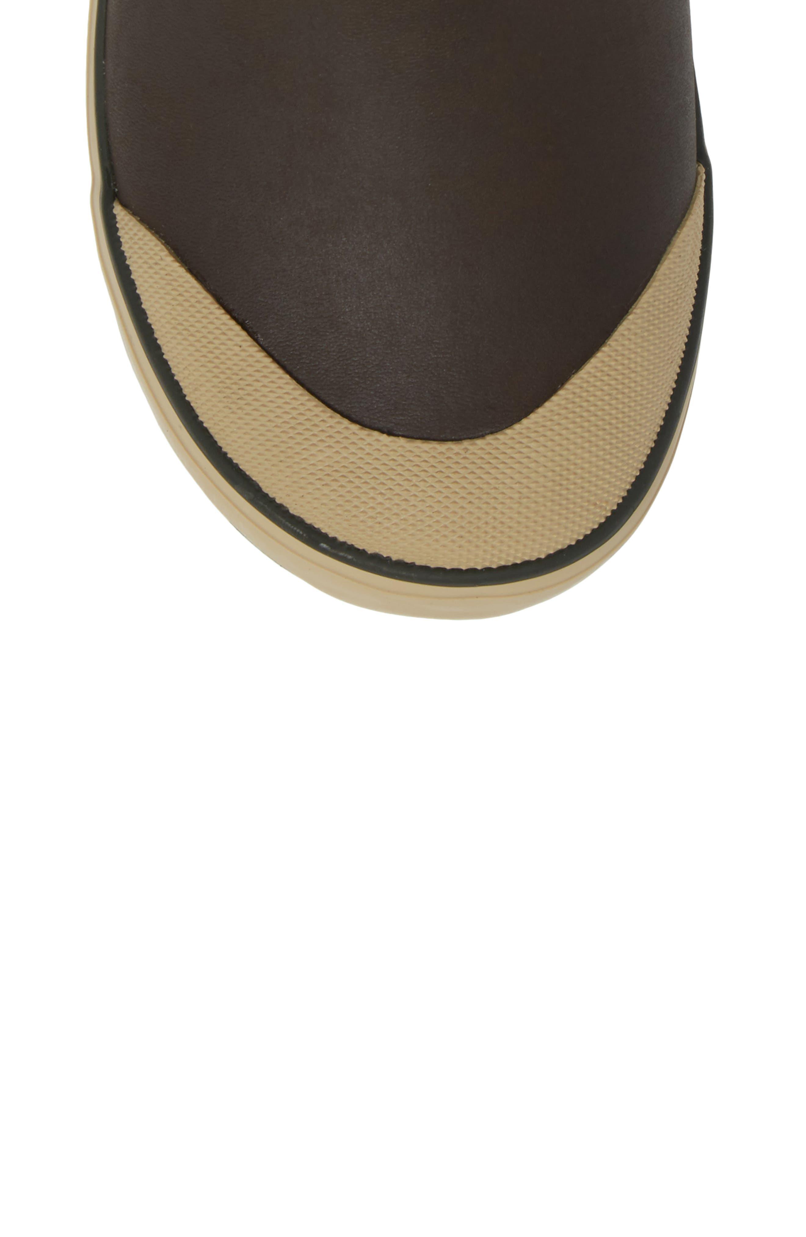 Elsa Chelsea Waterproof Faux Fur Lined Boot,                             Alternate thumbnail 20, color,