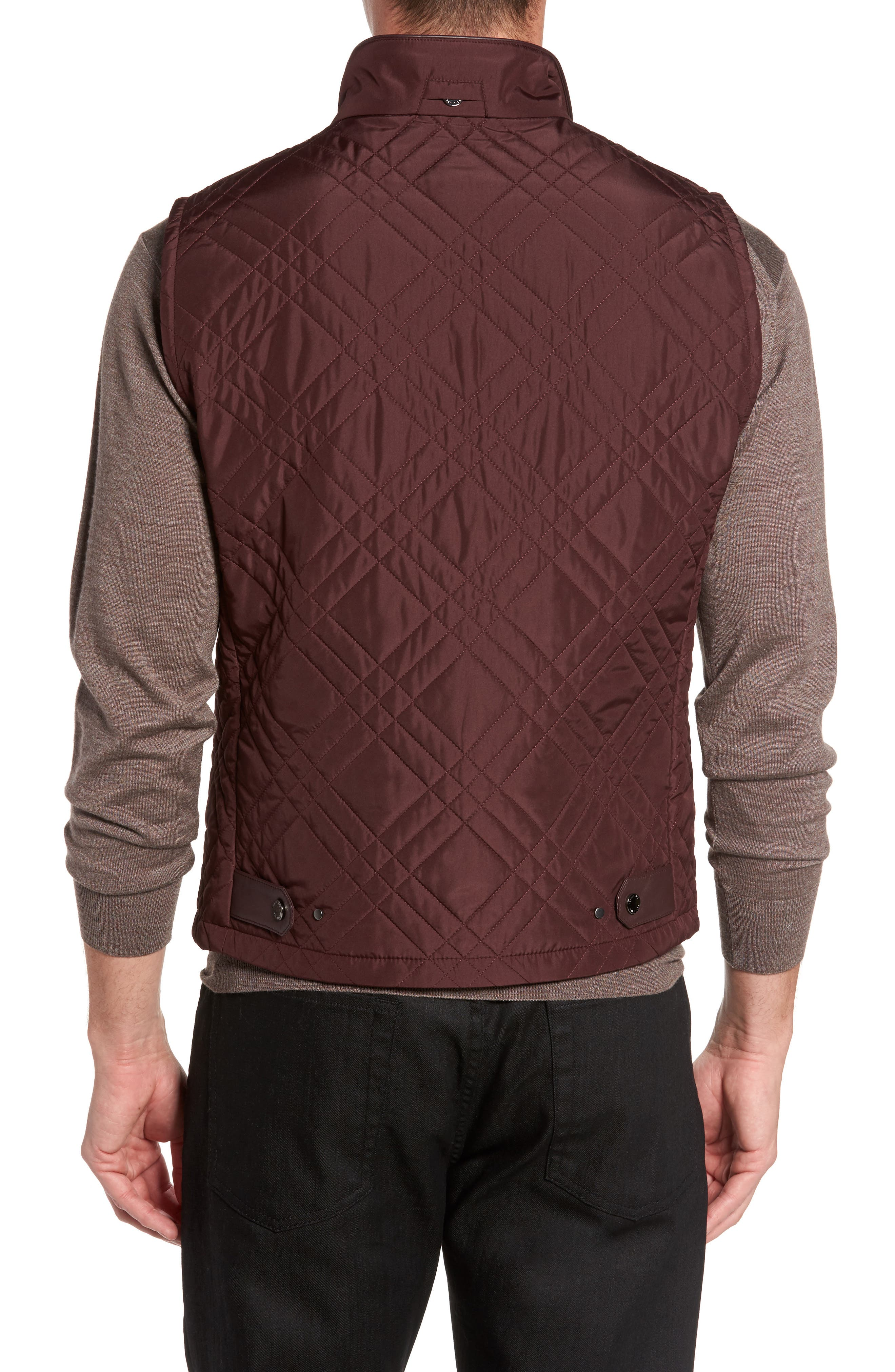 Quilted Field Vest,                             Alternate thumbnail 2, color,                             930
