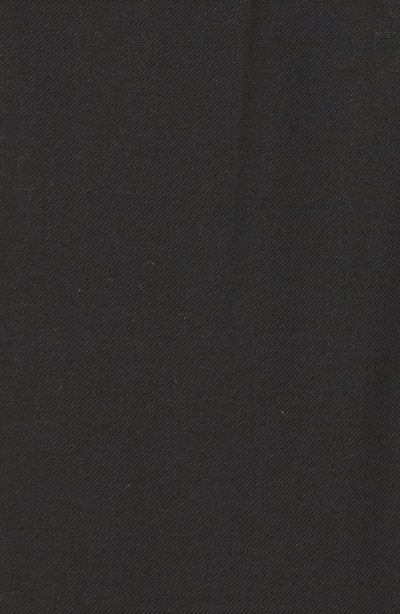 Tuxedo Pants,                             Alternate thumbnail 2, color,                             JET BLACK