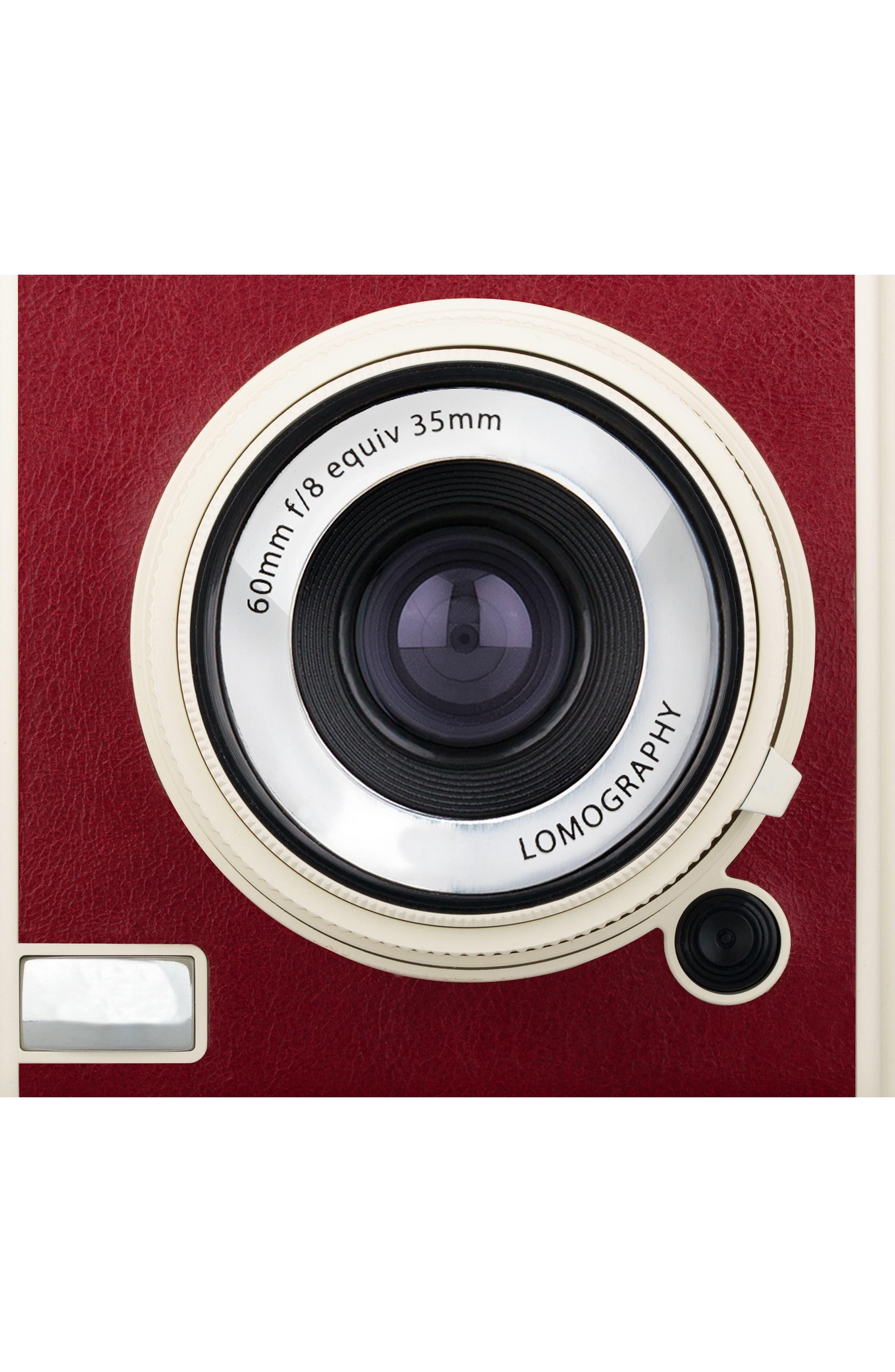 Lomo'Instant Automat South Beach Instant Camera,                             Alternate thumbnail 4, color,                             600