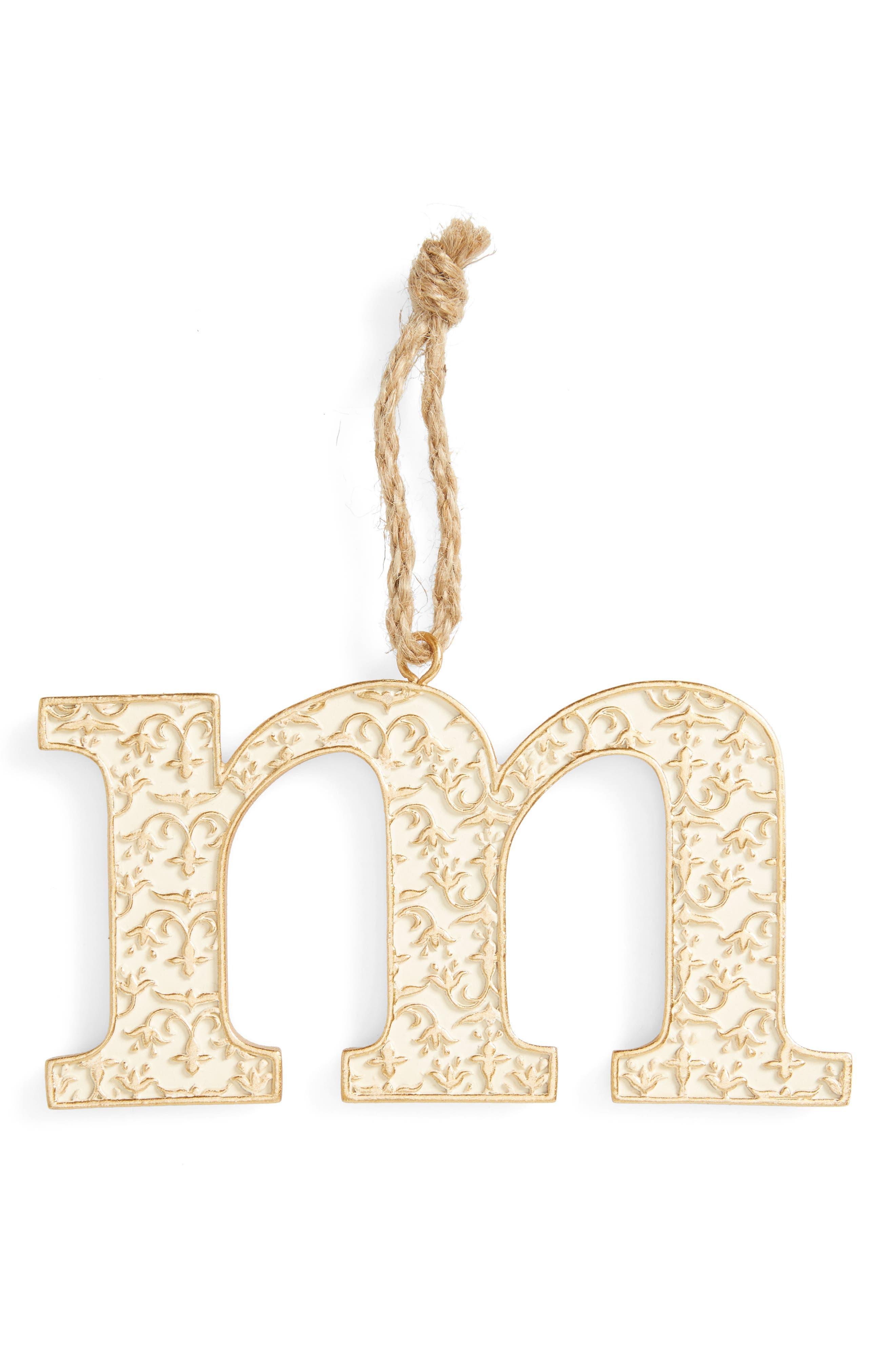 Letter Ornament,                             Main thumbnail 13, color,