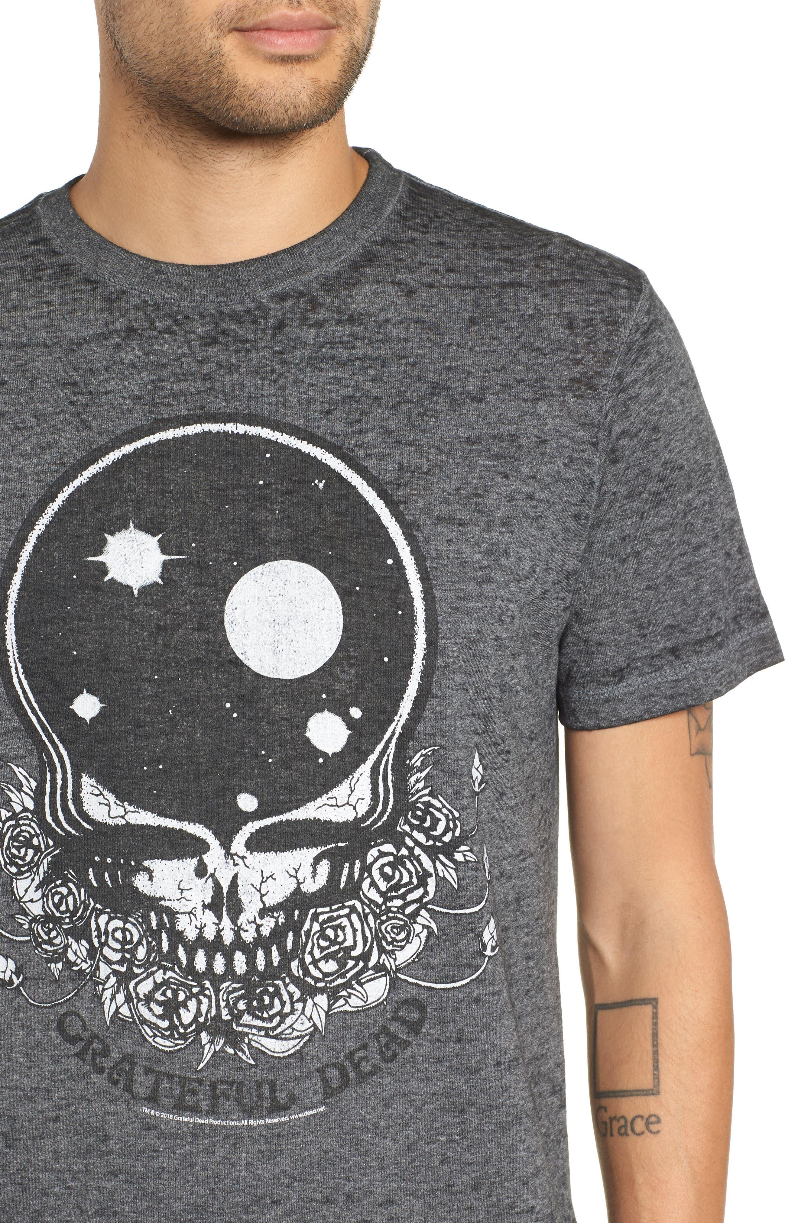Grateful Dead Graphic T-Shirt,                             Alternate thumbnail 4, color,                             030