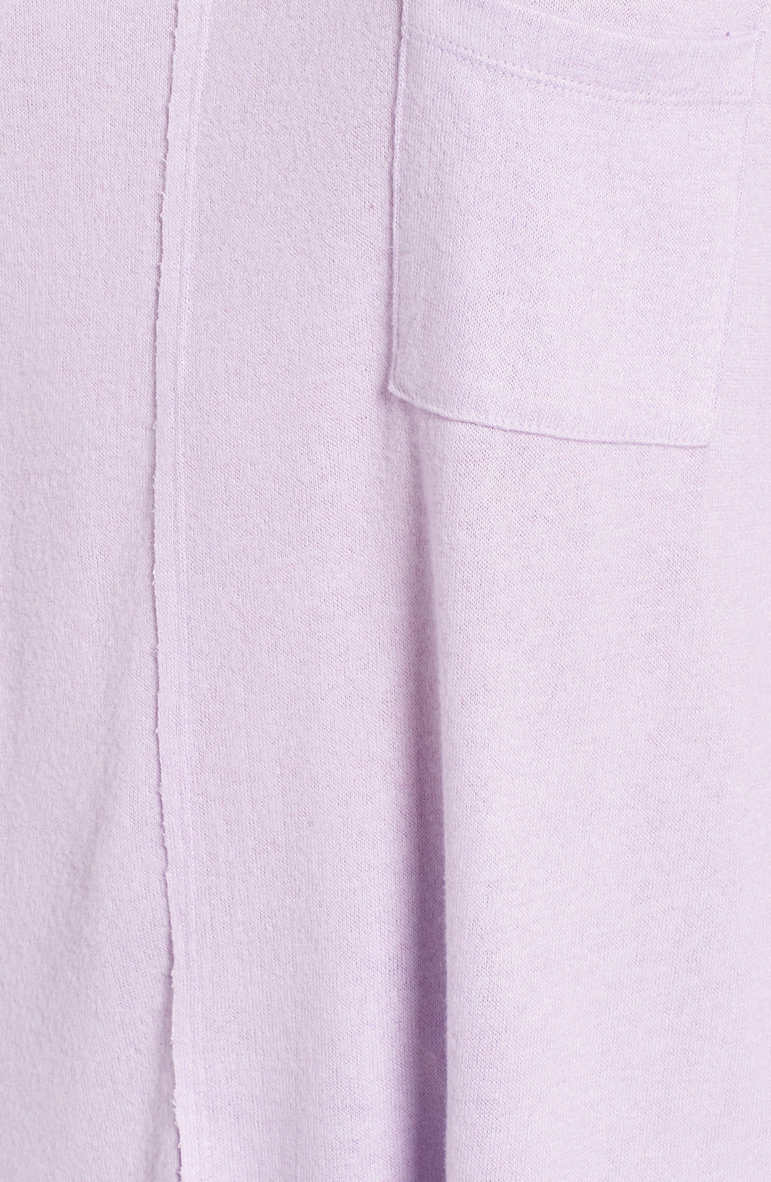 Cozy Pocket Top,                             Alternate thumbnail 5, color,                             530