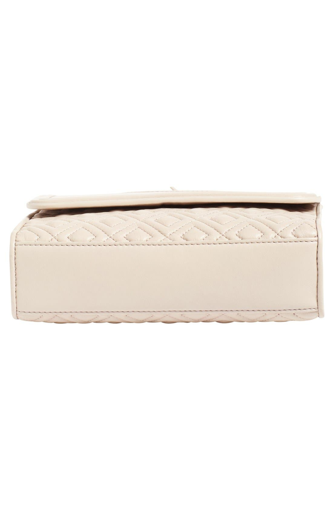 'Small Fleming' Quilted Leather Shoulder Bag,                             Alternate thumbnail 22, color,