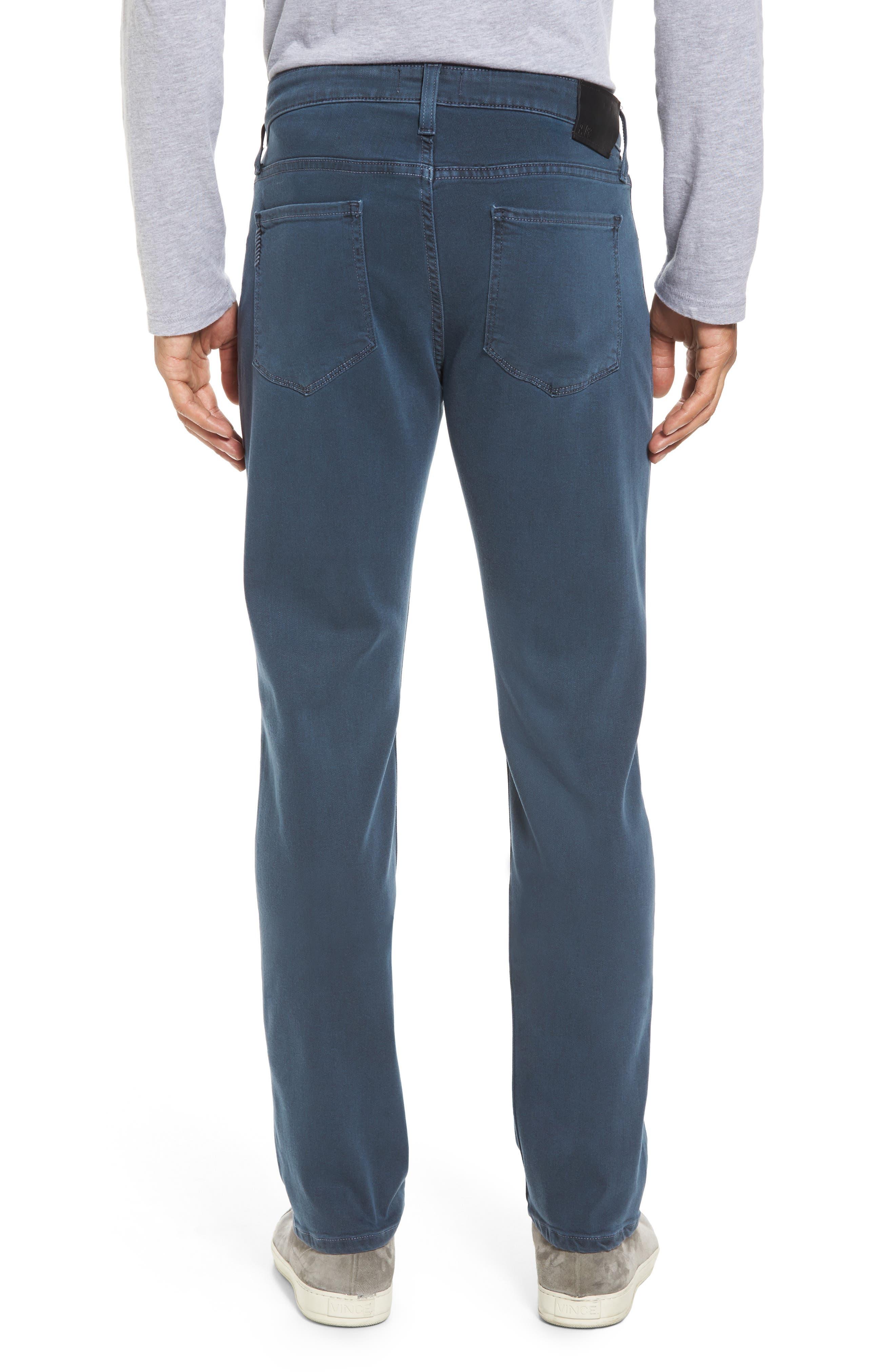Transcend - Federal Slim Straight Fit Jeans,                             Alternate thumbnail 2, color,                             VINTAGE AMALFI