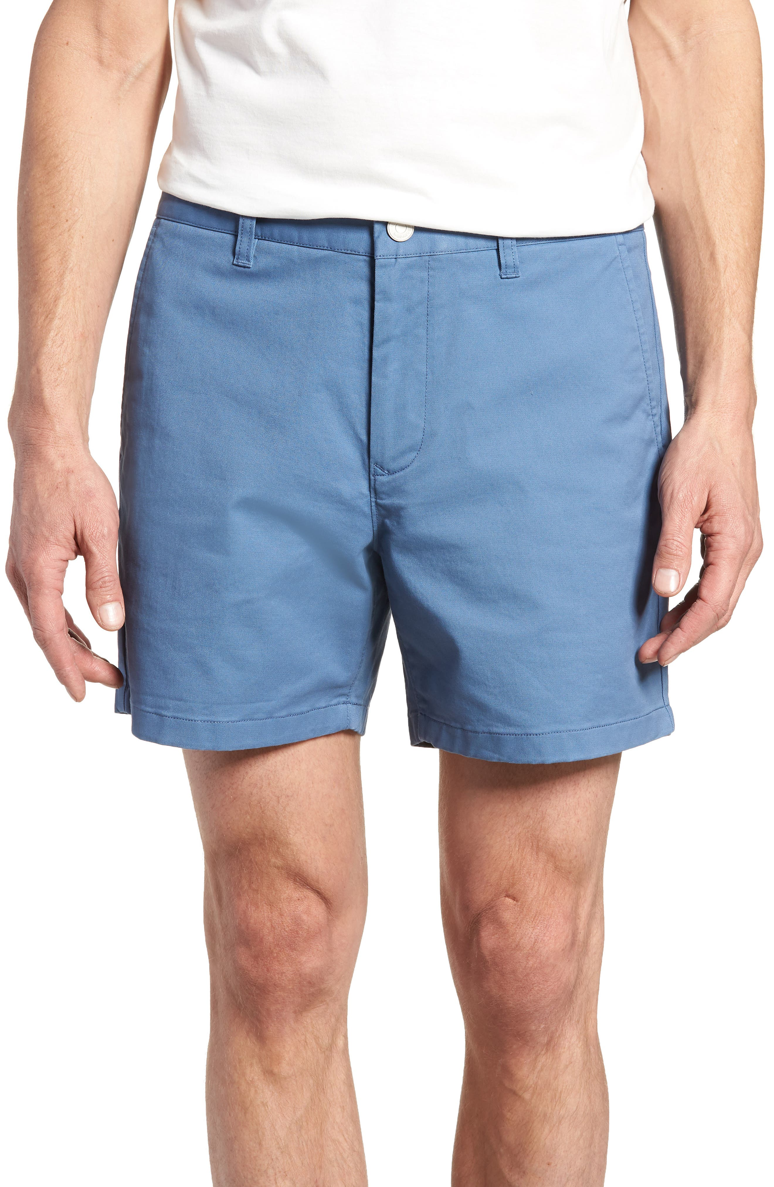 Stretch Washed Chino 5-Inch Shorts,                             Main thumbnail 14, color,