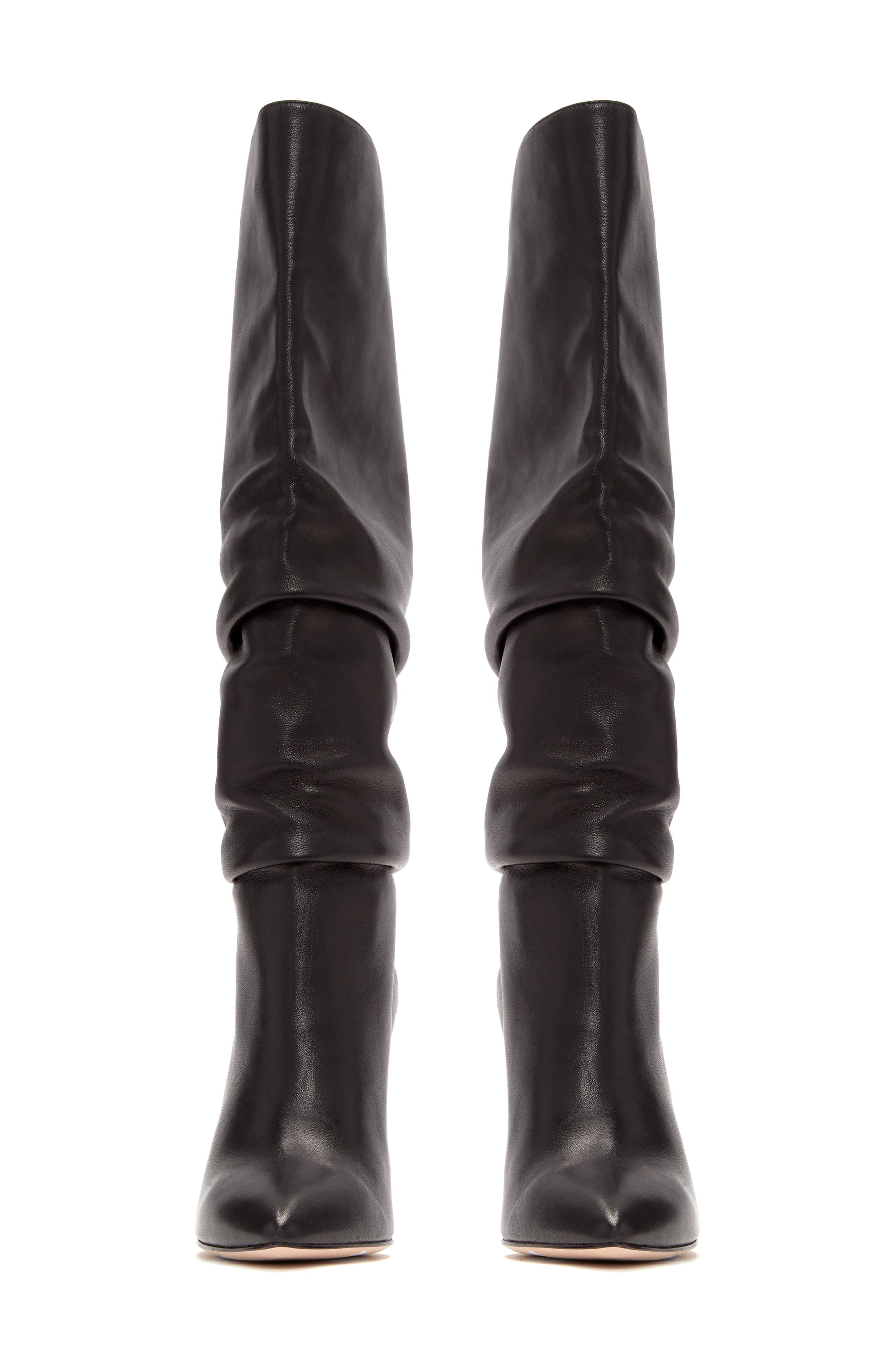 Lexi Boot,                             Alternate thumbnail 5, color,                             BLACK
