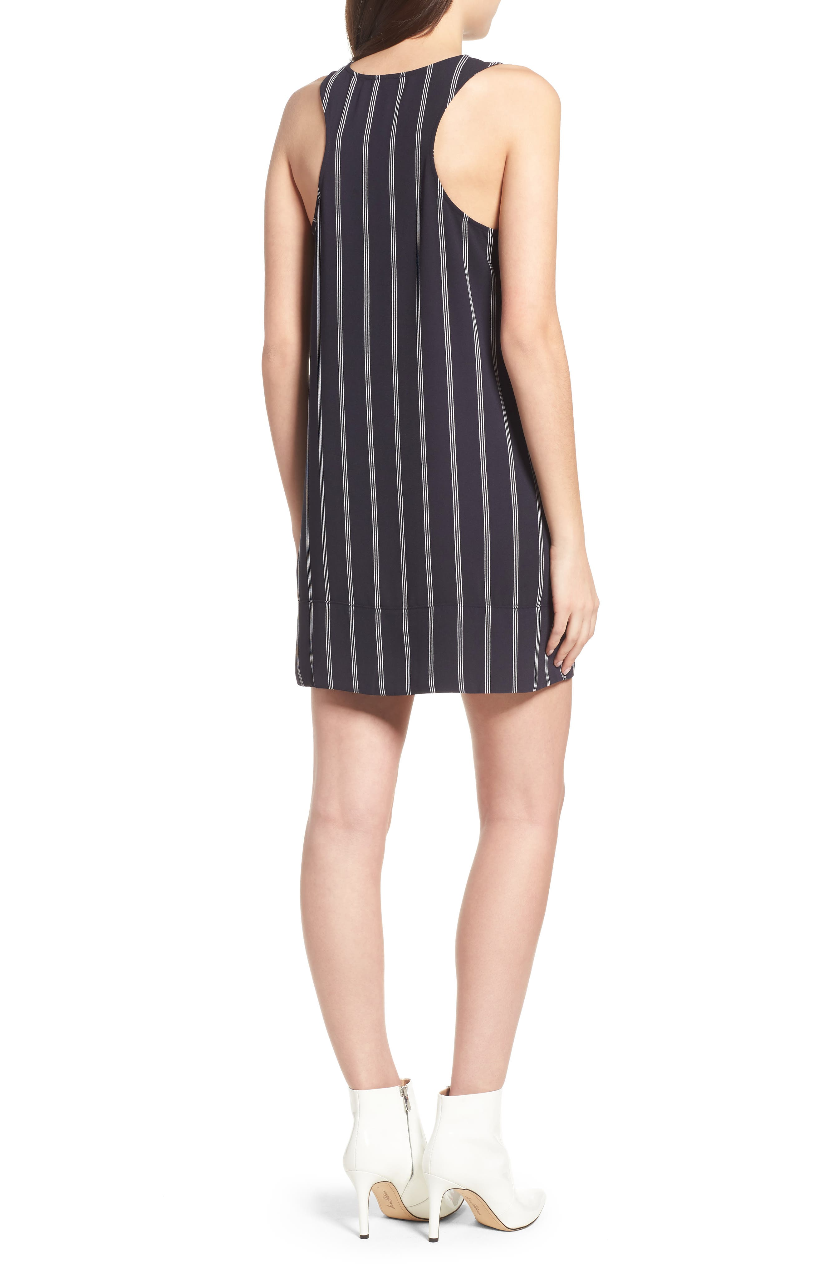 Racerback Shift Dress,                             Alternate thumbnail 51, color,