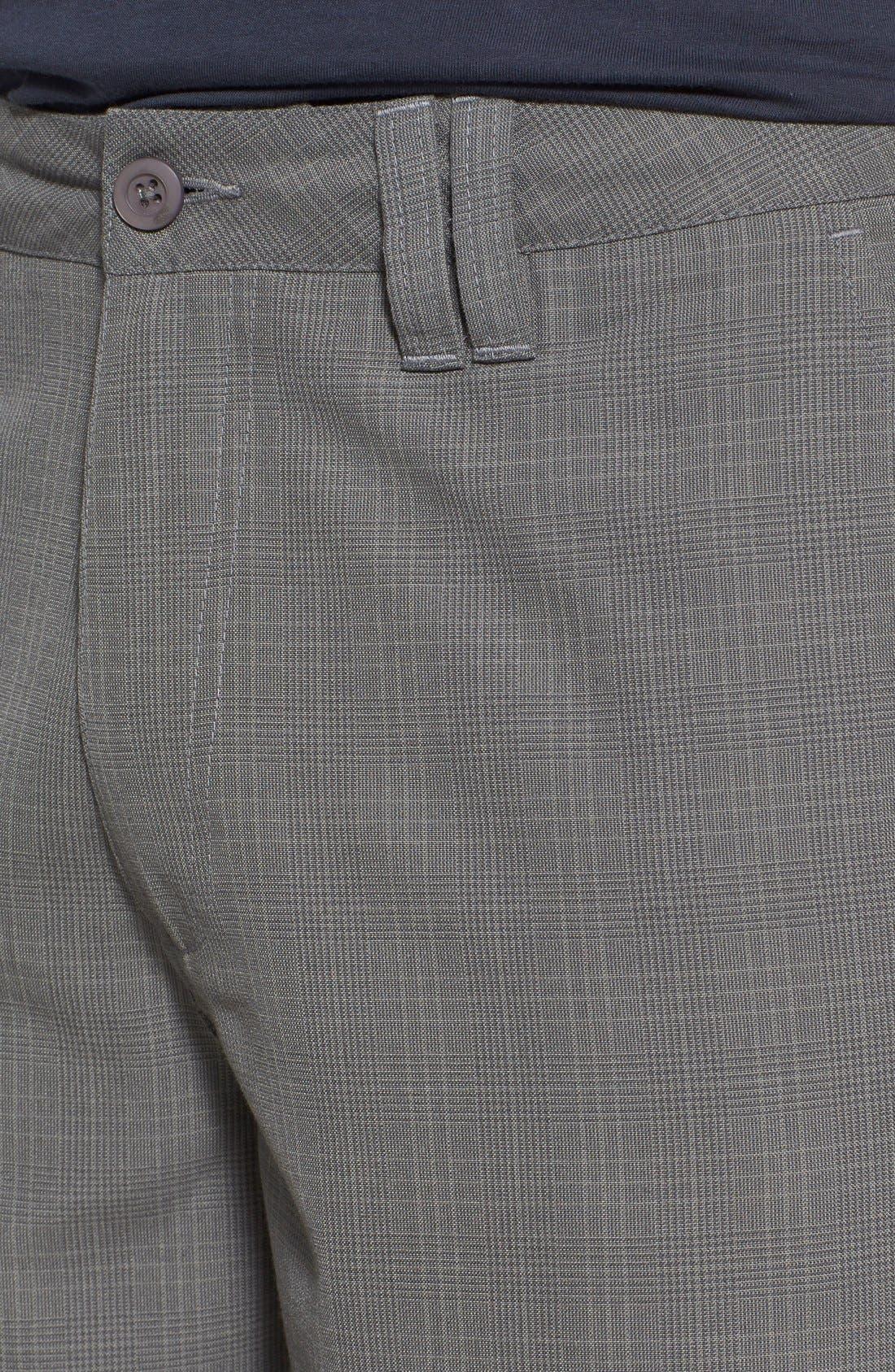 'Delta Plaid' Chino Shorts,                             Alternate thumbnail 12, color,
