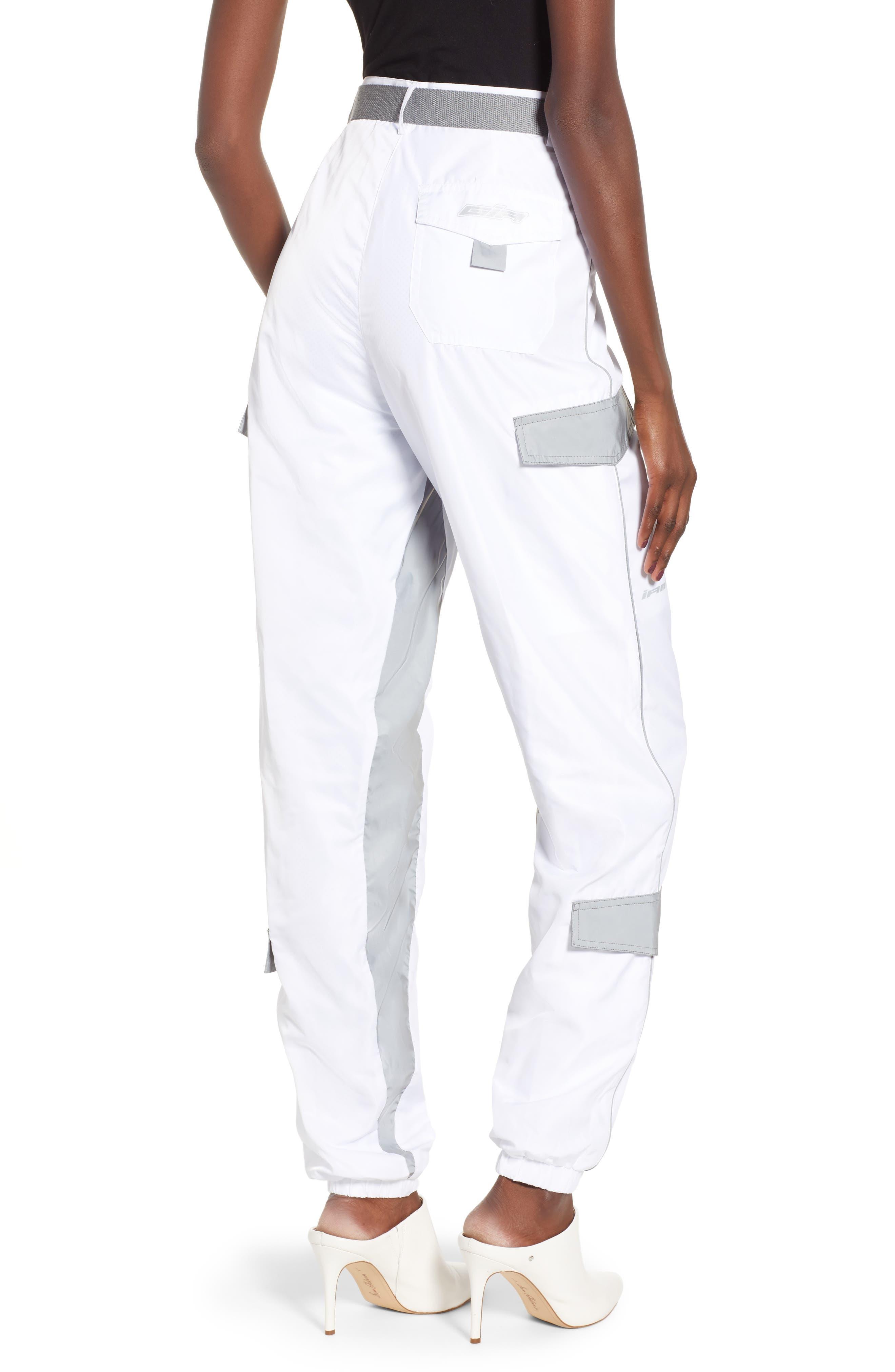 Halo Pants,                             Alternate thumbnail 2, color,                             WHITE